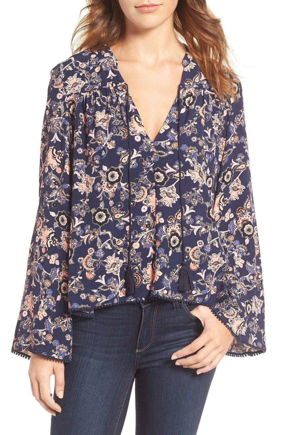 Alternate Image 1 Selected - Rebecca Minkoff Frenchie Top