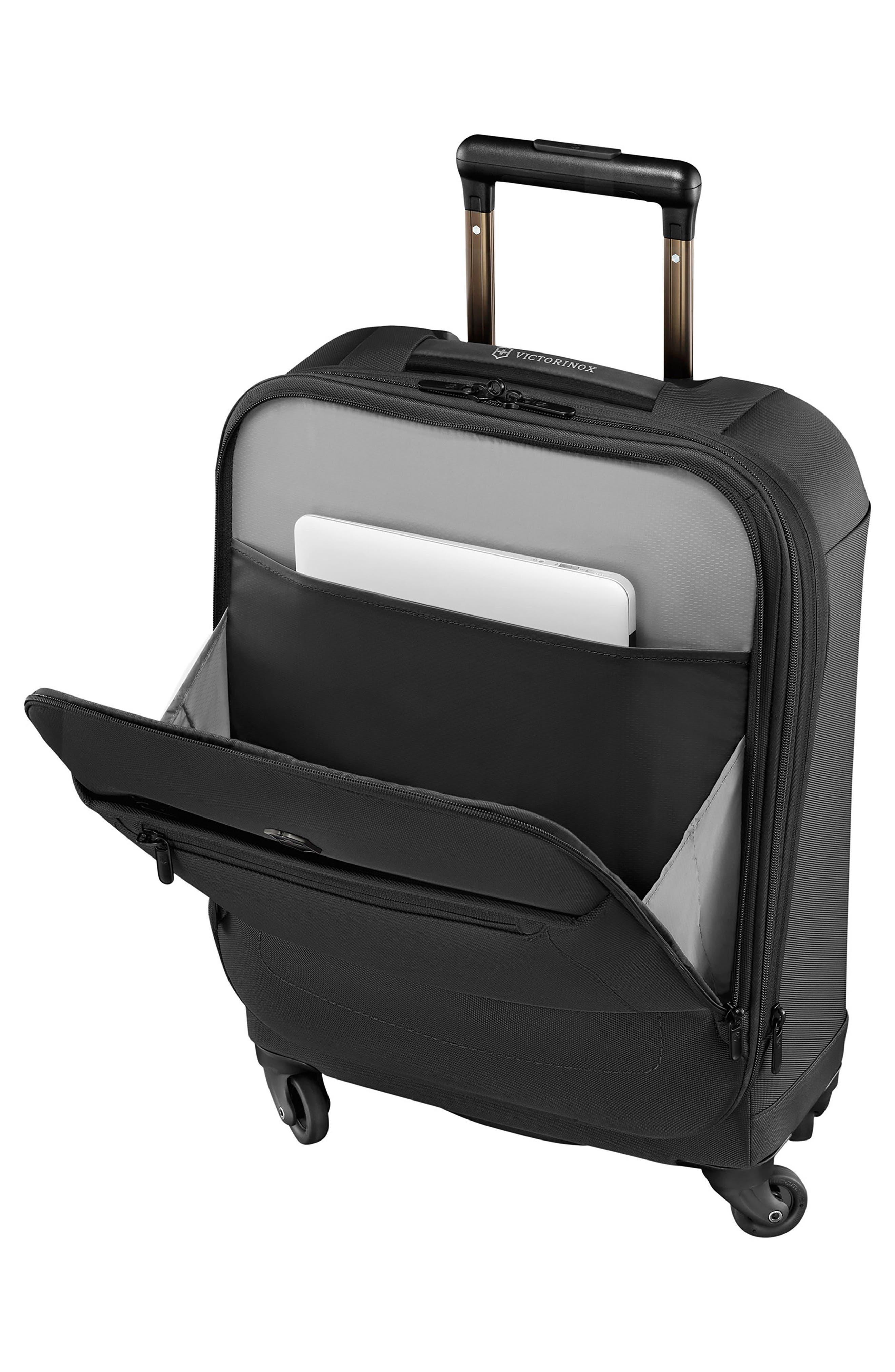 Alternate Image 3  - Victorinox Swiss Army® Avolve 3.0 Global 22 Inch Wheeled Carry-On