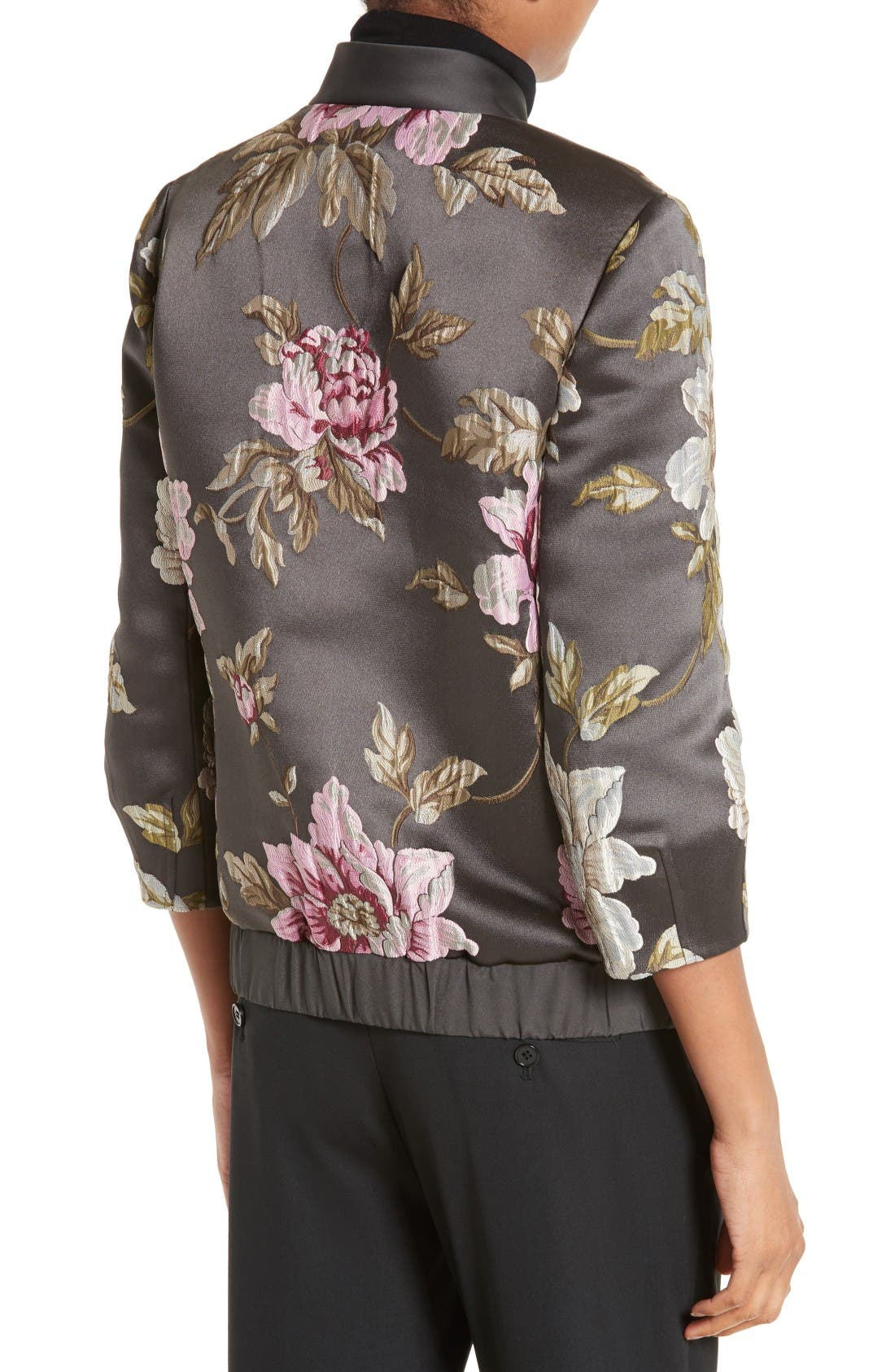 Alternate Image 2  - Ted Baker London Hartye Bomber Jacket