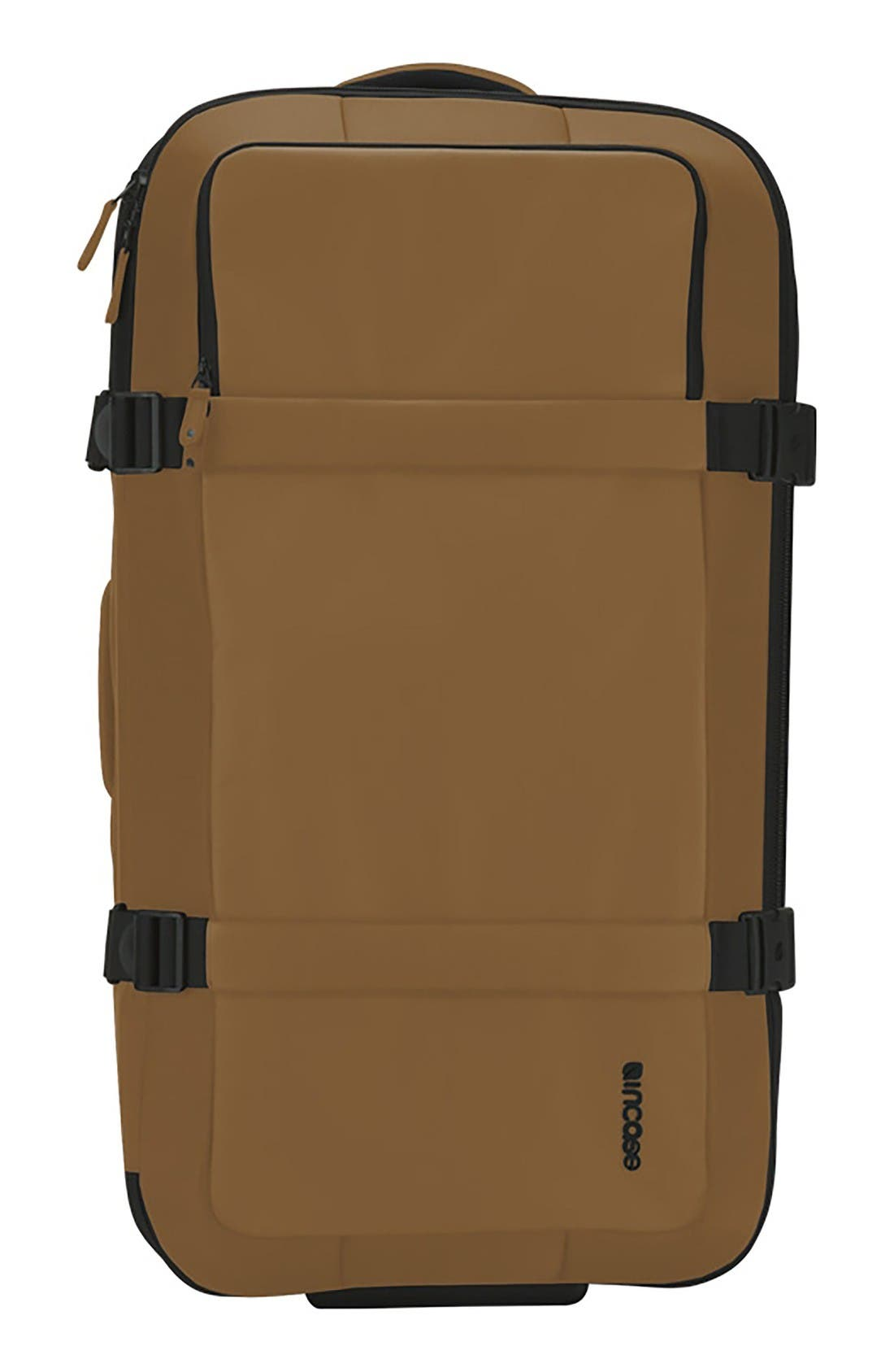 TRACTO 30-Inch Wheeled Duffel Bag,                             Main thumbnail 1, color,                             Bronze