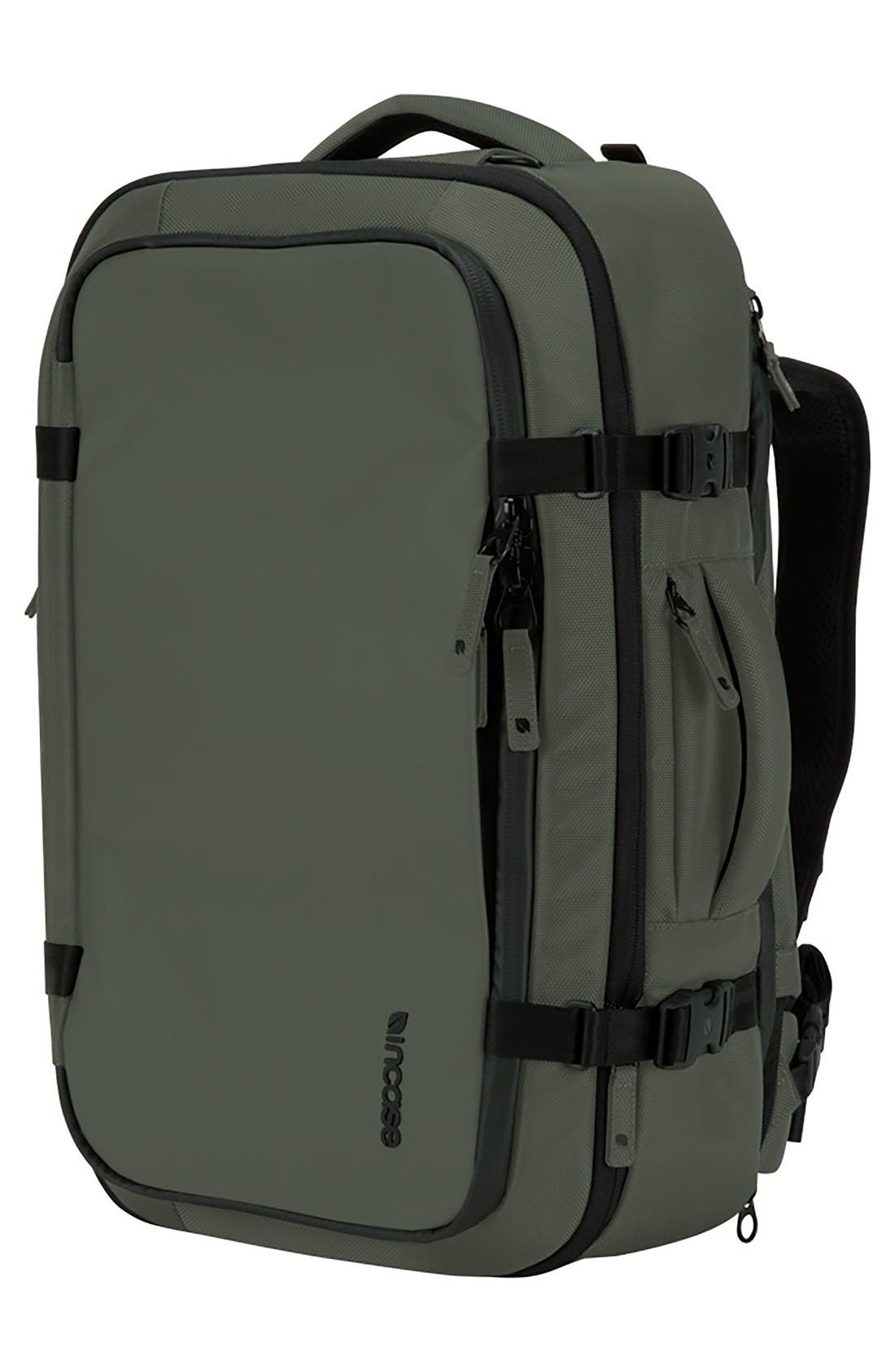 TRACTO Convertible Backpack,                             Alternate thumbnail 5, color,                             Anthracite