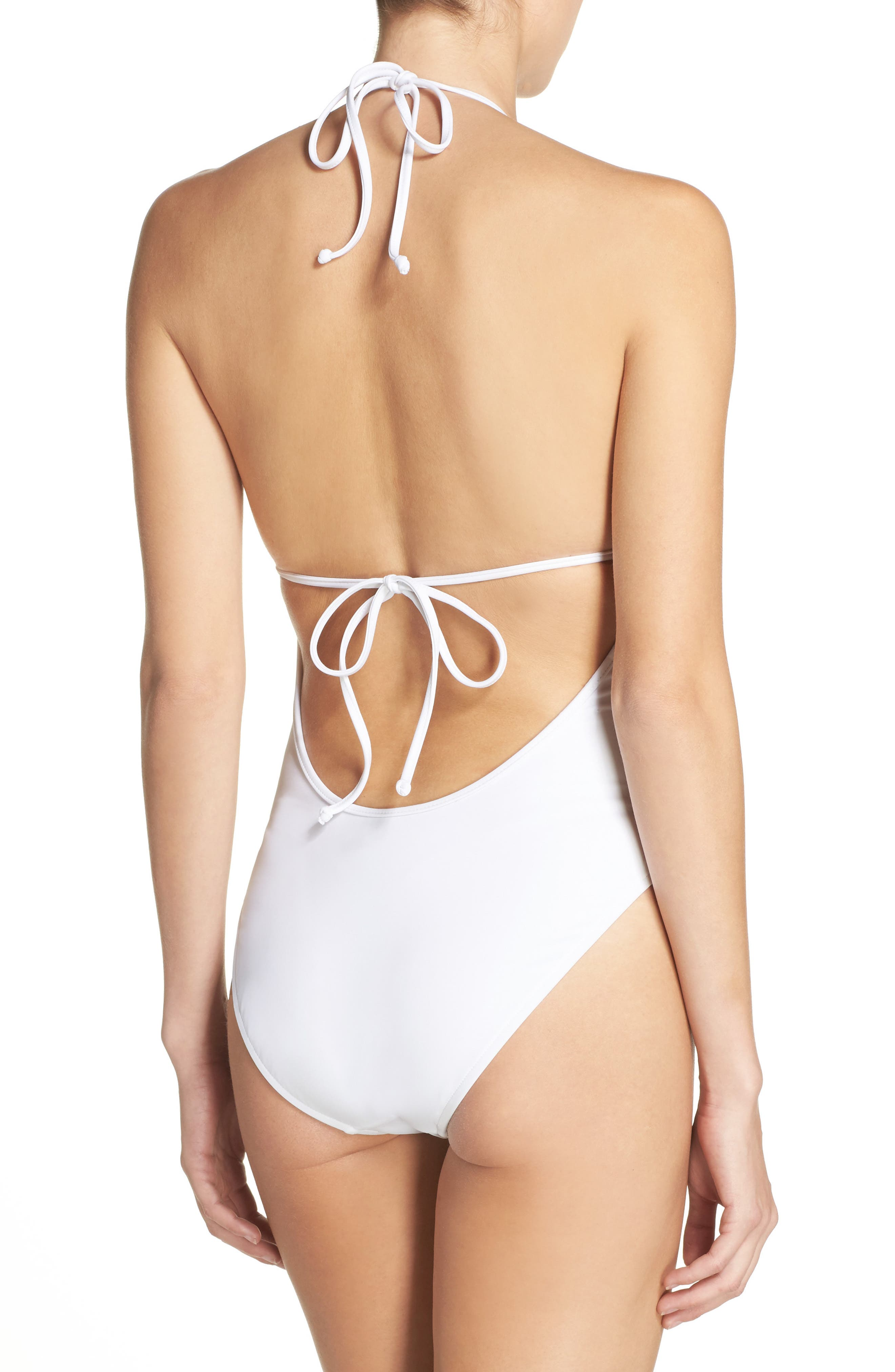 Alternate Image 2  - Milly Acapulco One-Piece Swimsuit