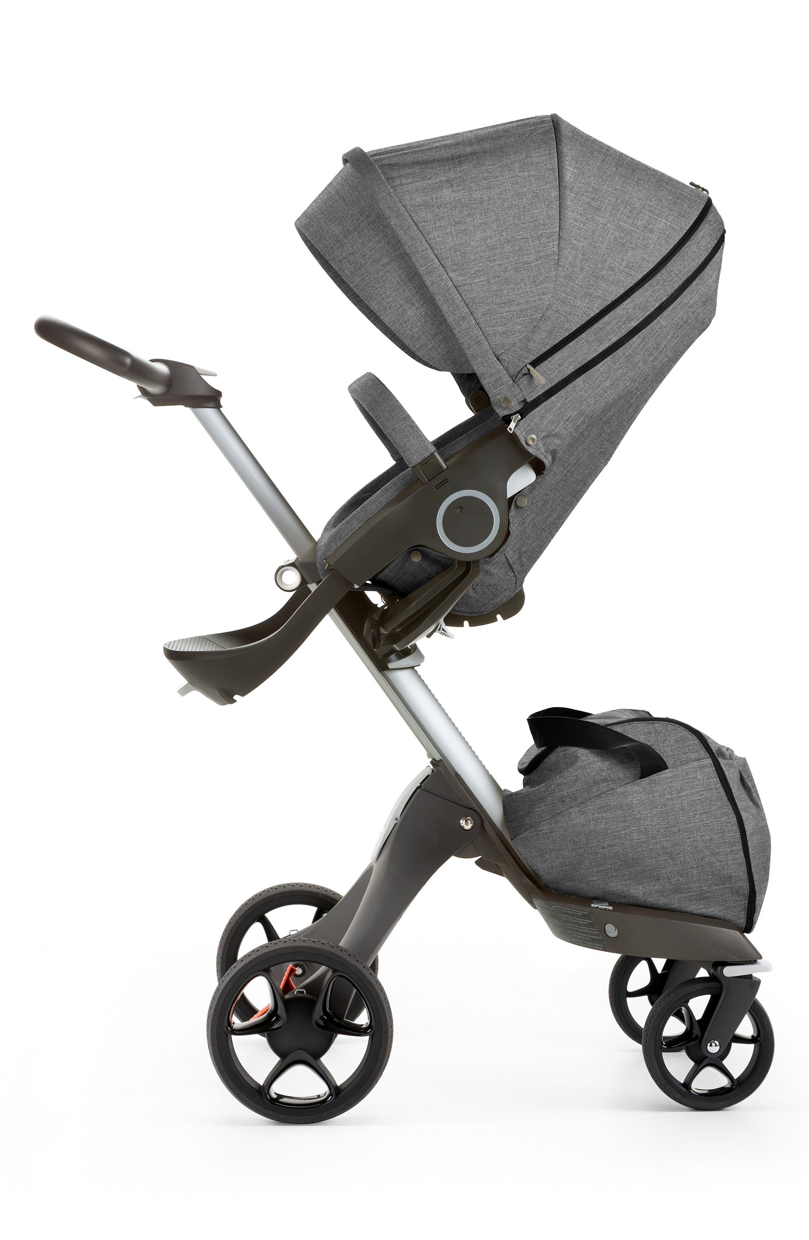 Xplory<sup>®</sup> V5 Stroller,                         Main,                         color, Black Melange