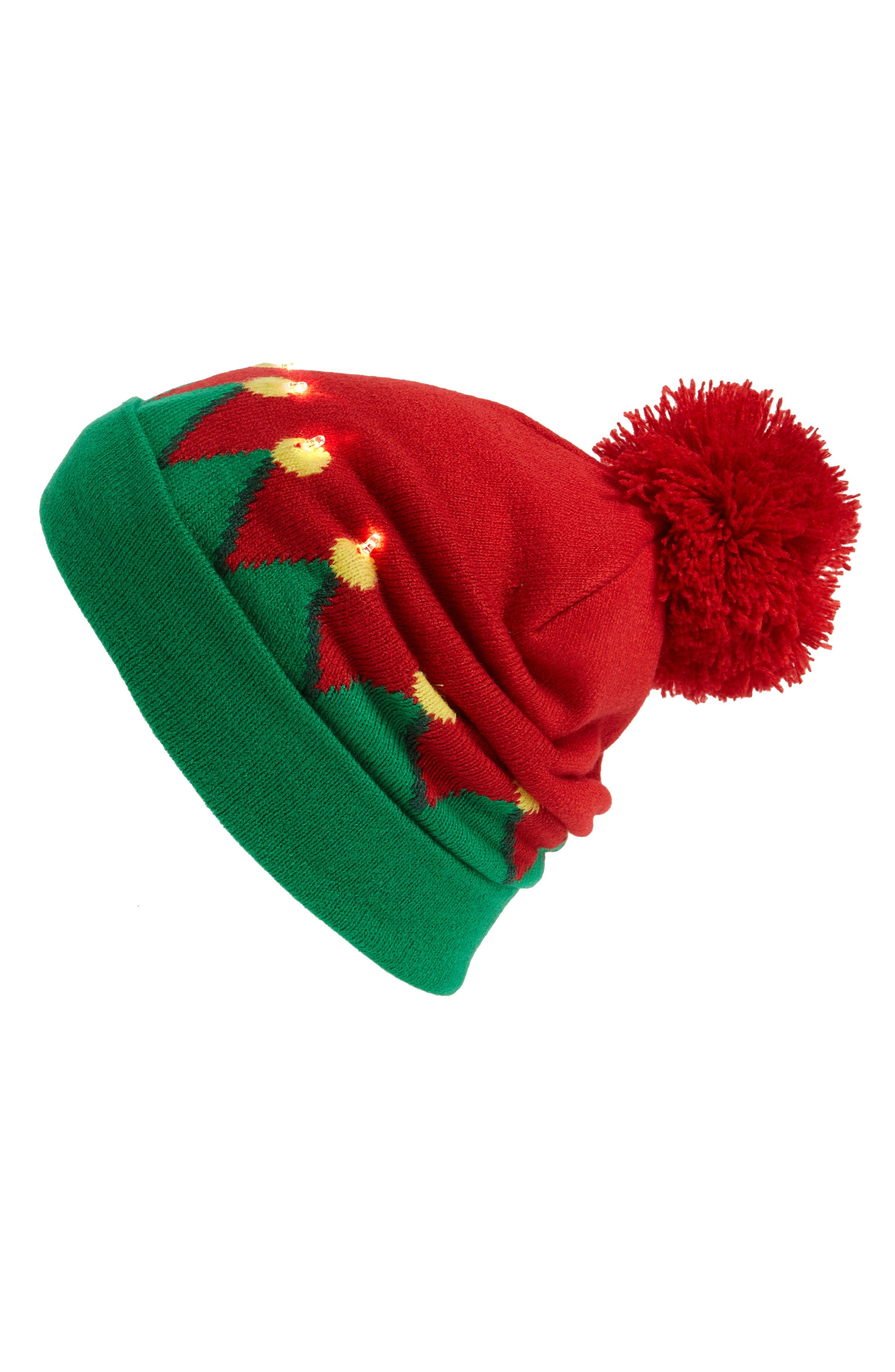Capelli New York Elf LED Beanie