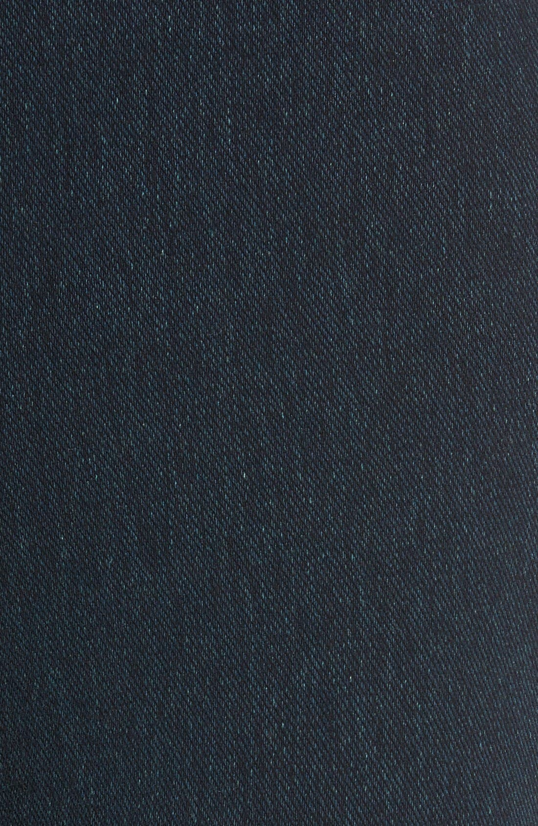 Alternate Image 5  - Lyssé Noho Zip Denim Leggings