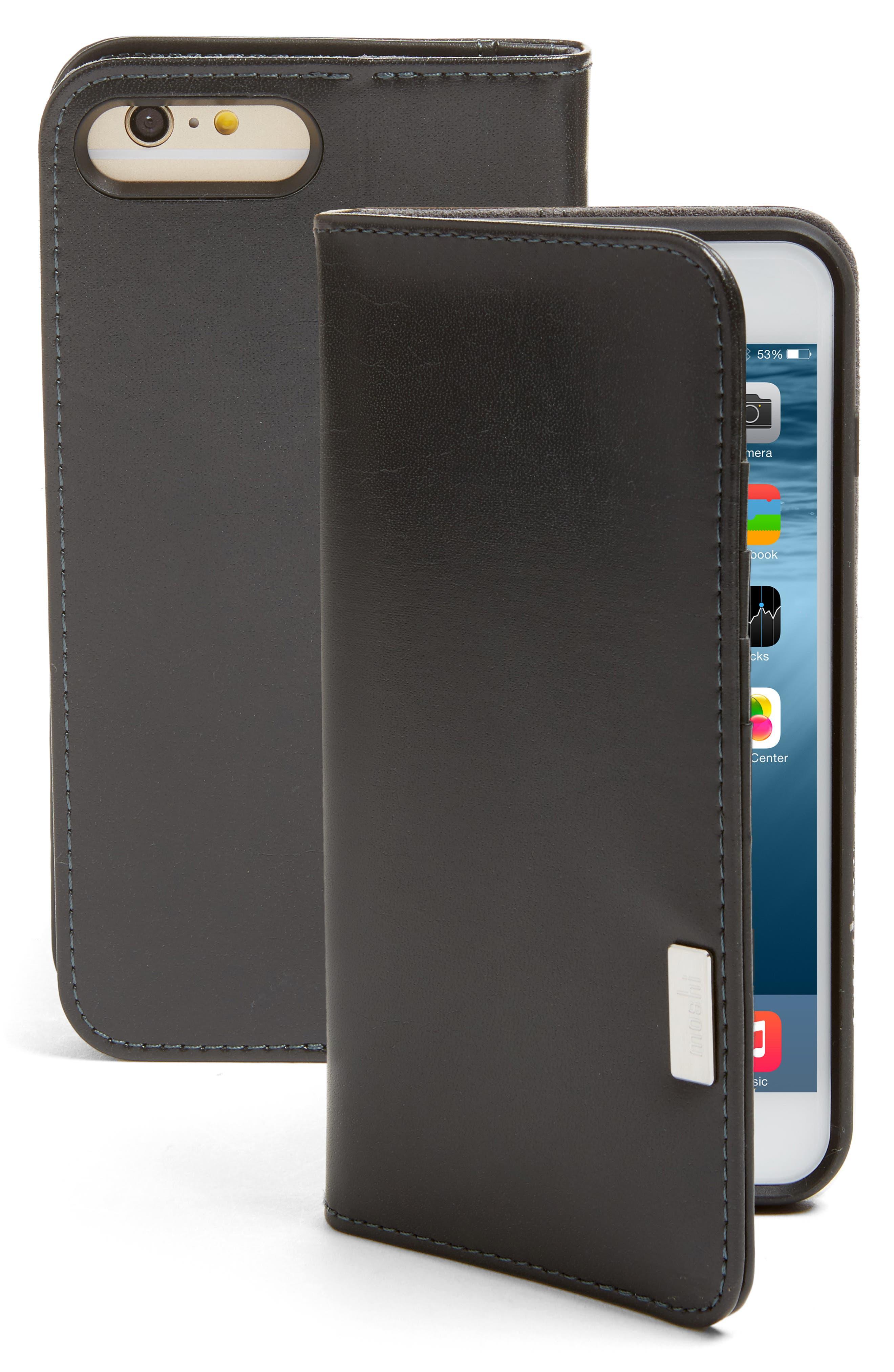 Moshi Overture iPhone 7/8 Plus Wallet Case