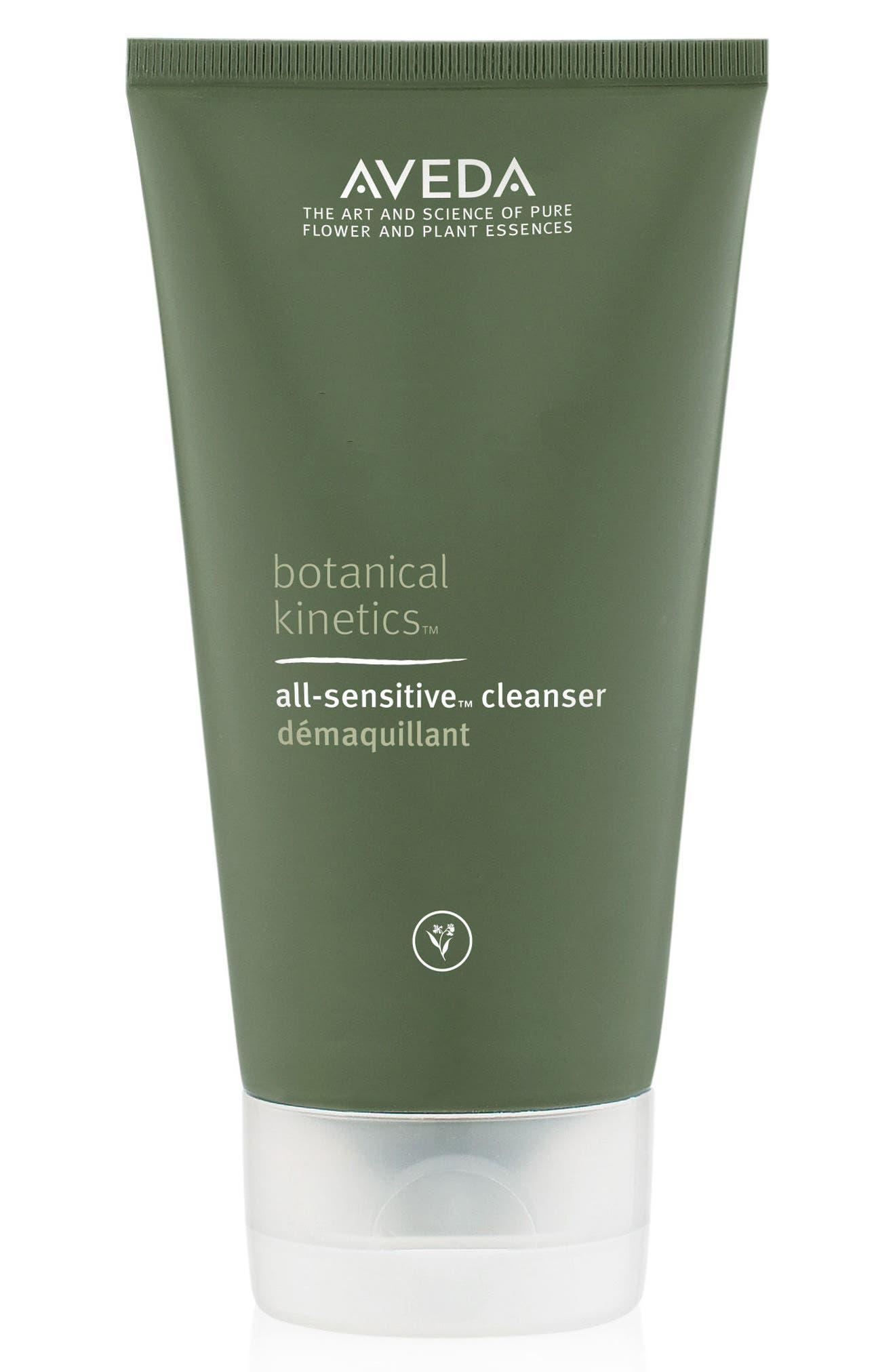 botanical kinetics<sup>™</sup> All-Sensitive Cleanser,                         Main,                         color, No Color