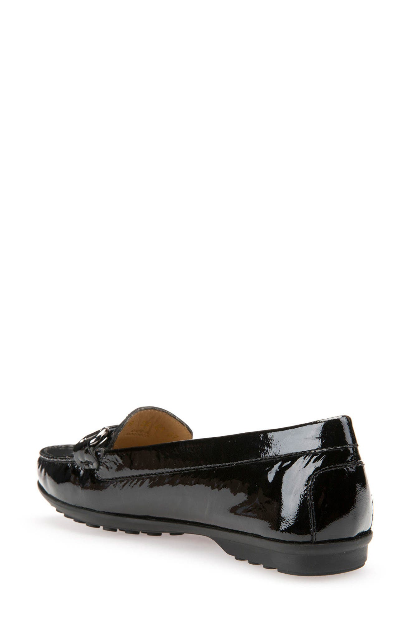 Alternate Image 2  - Geox Elidia Bit Water Resistant Loafer (Women)