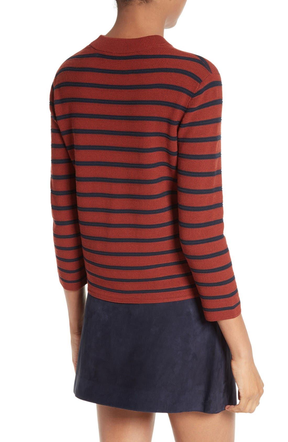 Alternate Image 2  - Theory Lemdora Prosecco Sweater