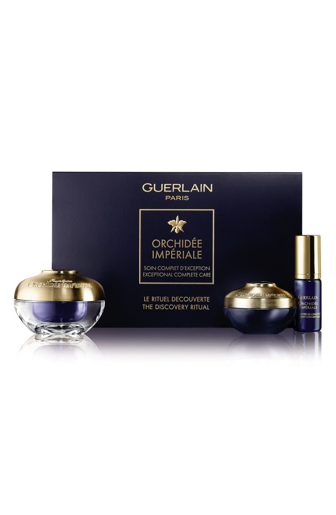 Guerlain Orchidée Impériale Discovery Set ($354.95 Value)