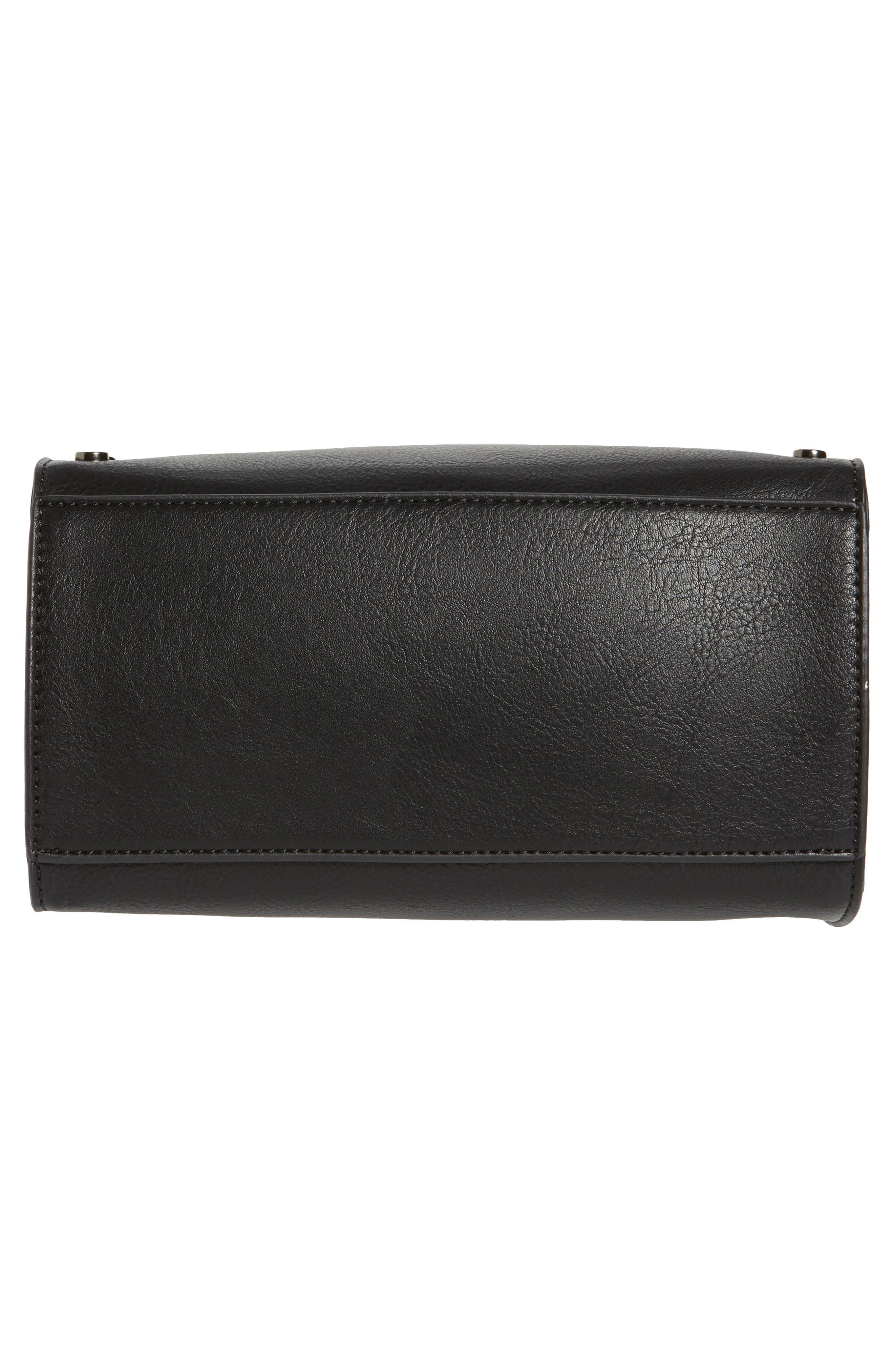 Alternate Image 6  - BP. Studded Faux Leather Crossbody Bag