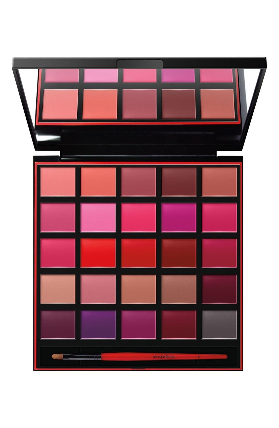 Smashbox Be Legendary Lipstick Palette ($184 Value)
