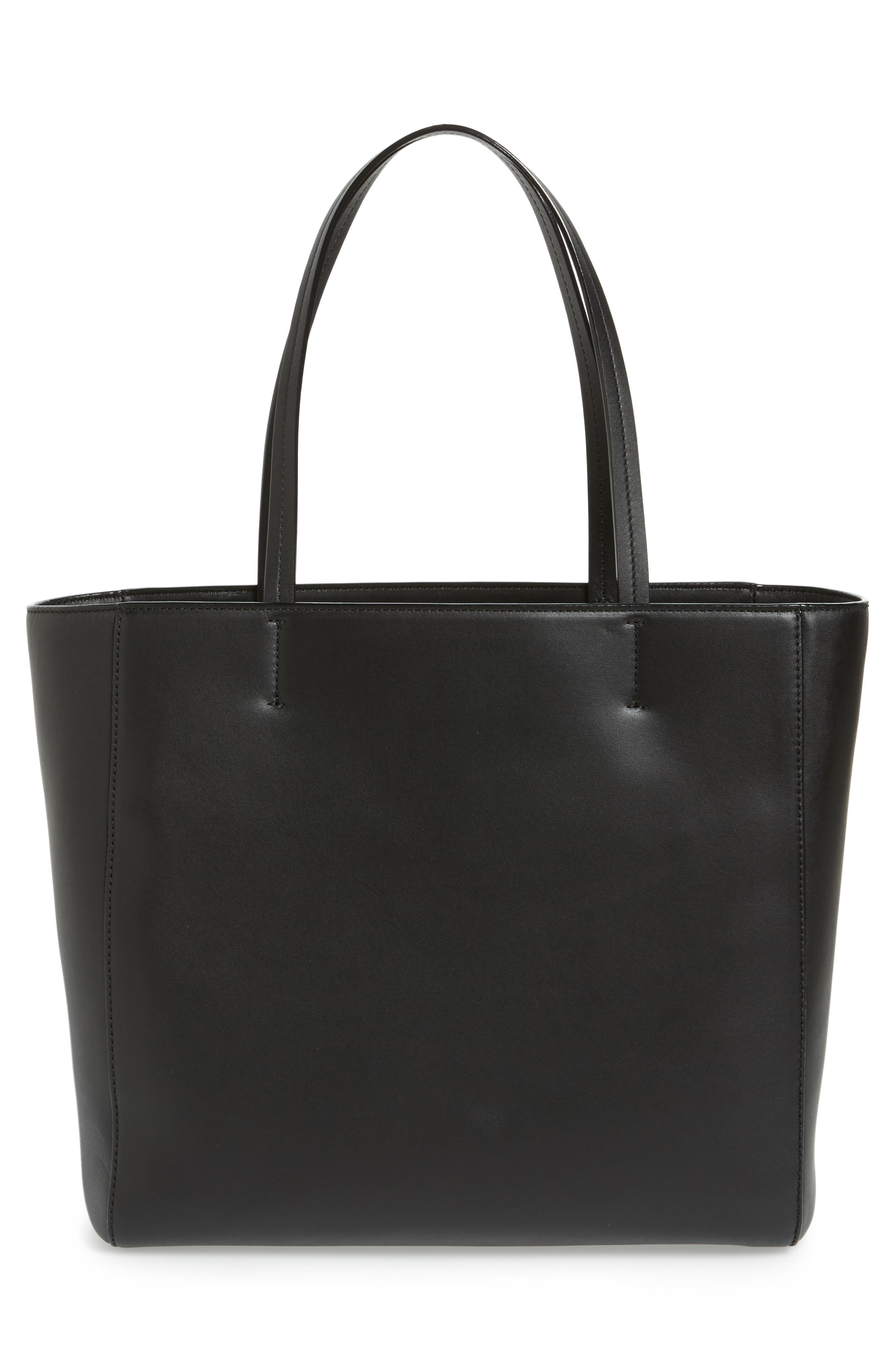 Alternate Image 2  - kate spade new york monster eyes - hallie leather tote