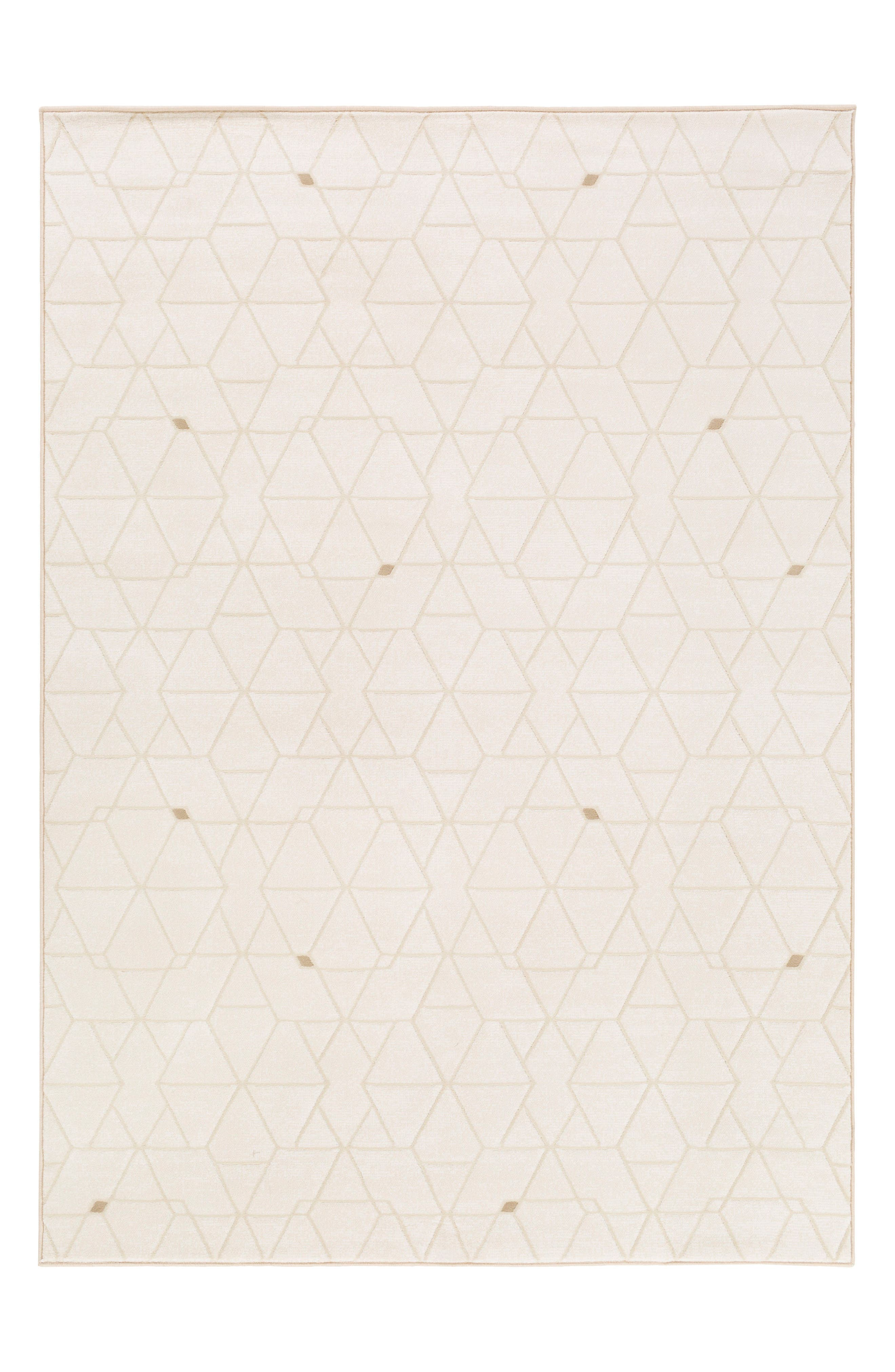 Main Image - Surya Home Geometric Rug
