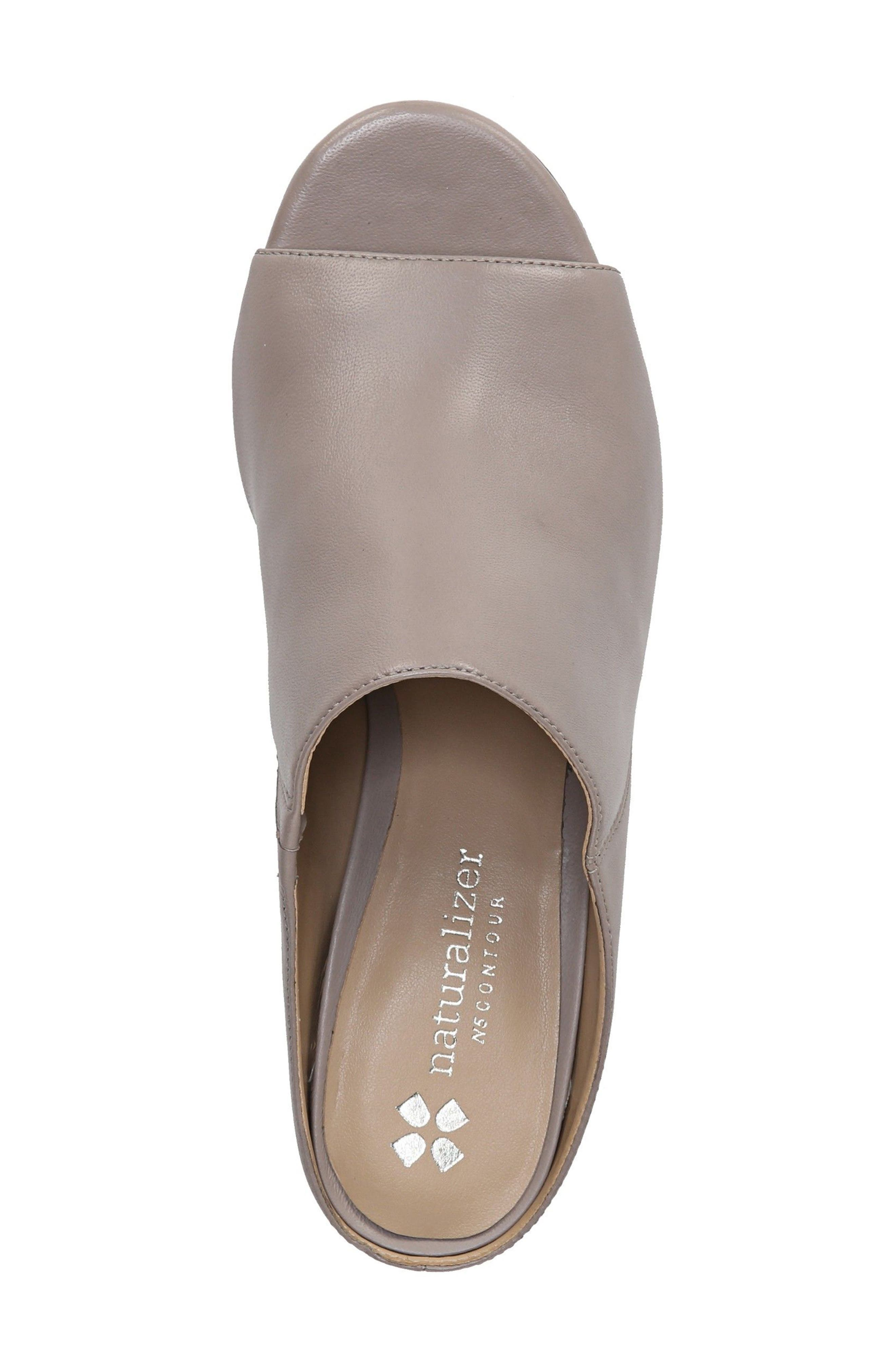 Alternate Image 3  - Naturalizer Cyprine Slide Sandal (Women)