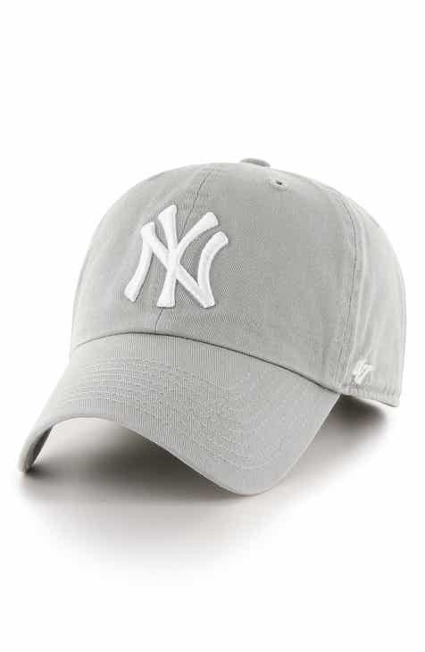 27b6e6c27ae  47 Clean Up NY Yankees Baseball Cap