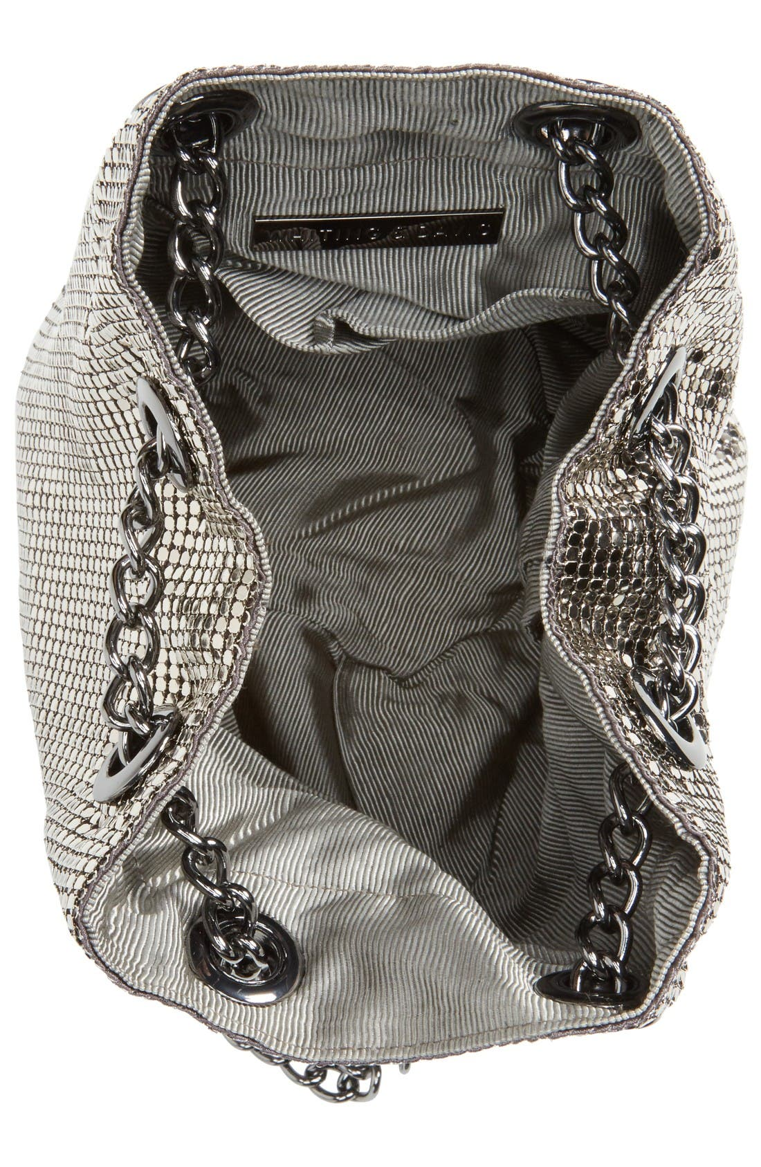 Alternate Image 3  - Whiting & Davis Mesh Bucket Bag