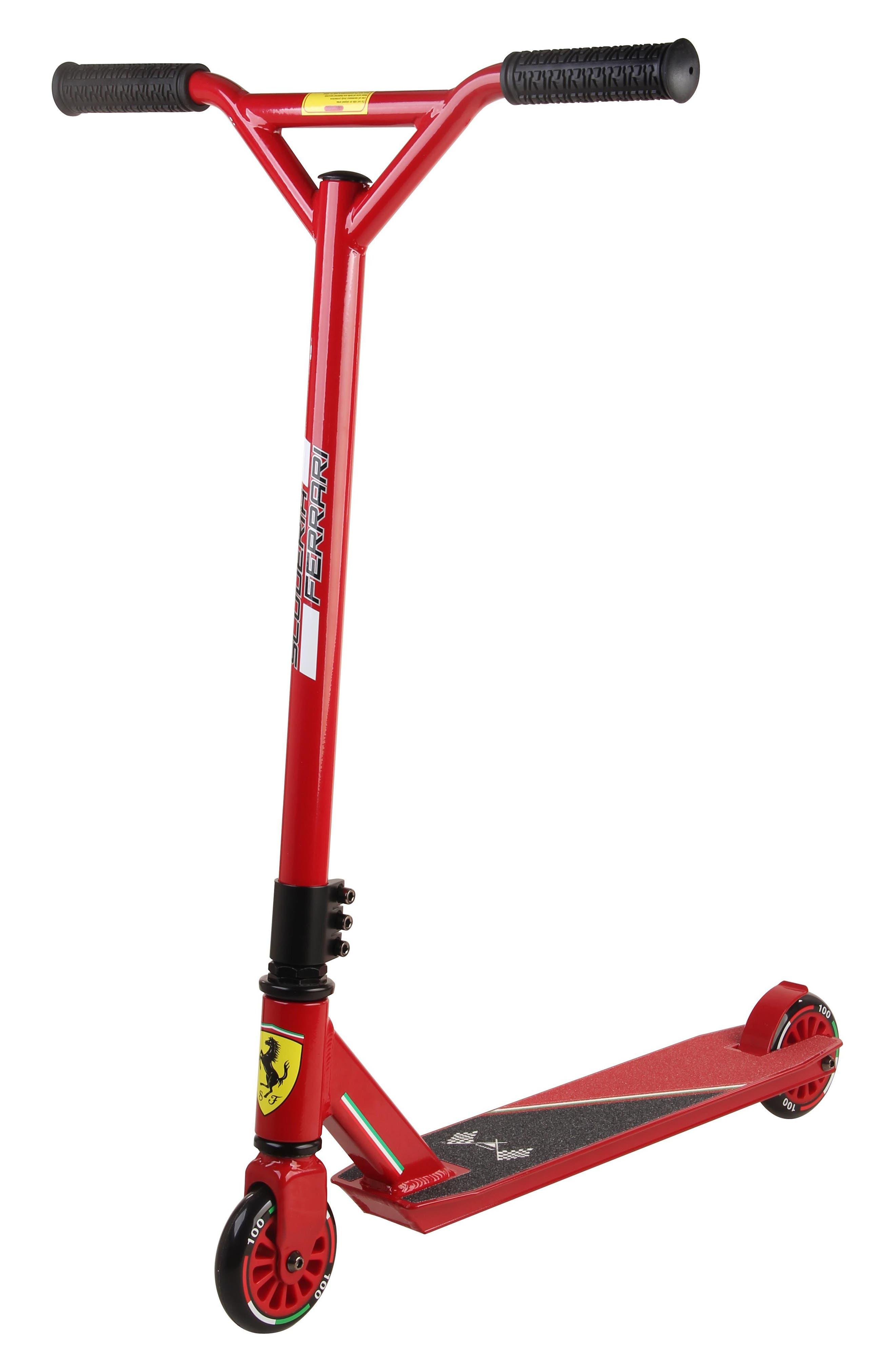 Ferrari Stunt Scooter