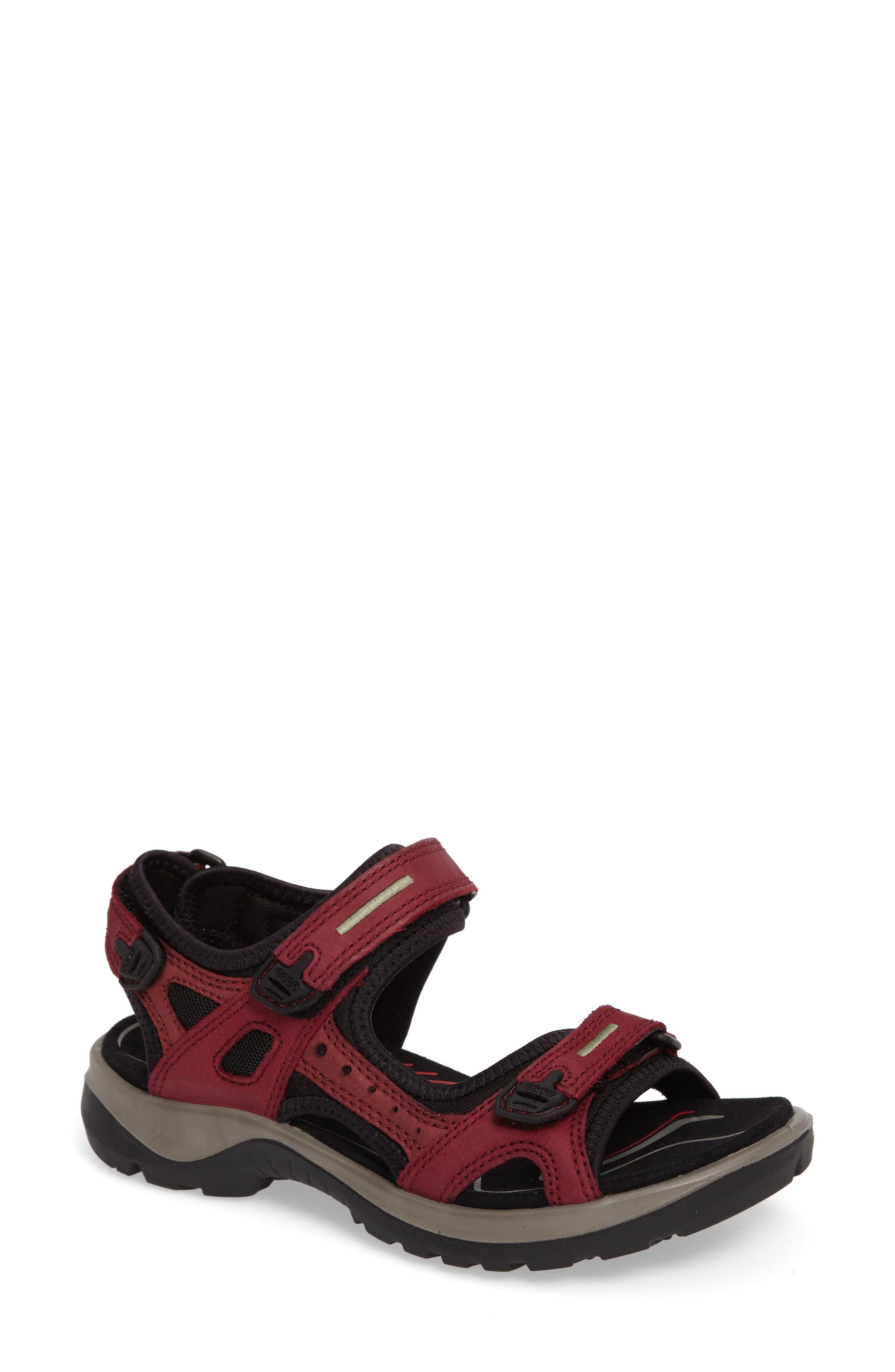 Alternate Image 1 Selected - ECCO Yucatan Sandal (Women)