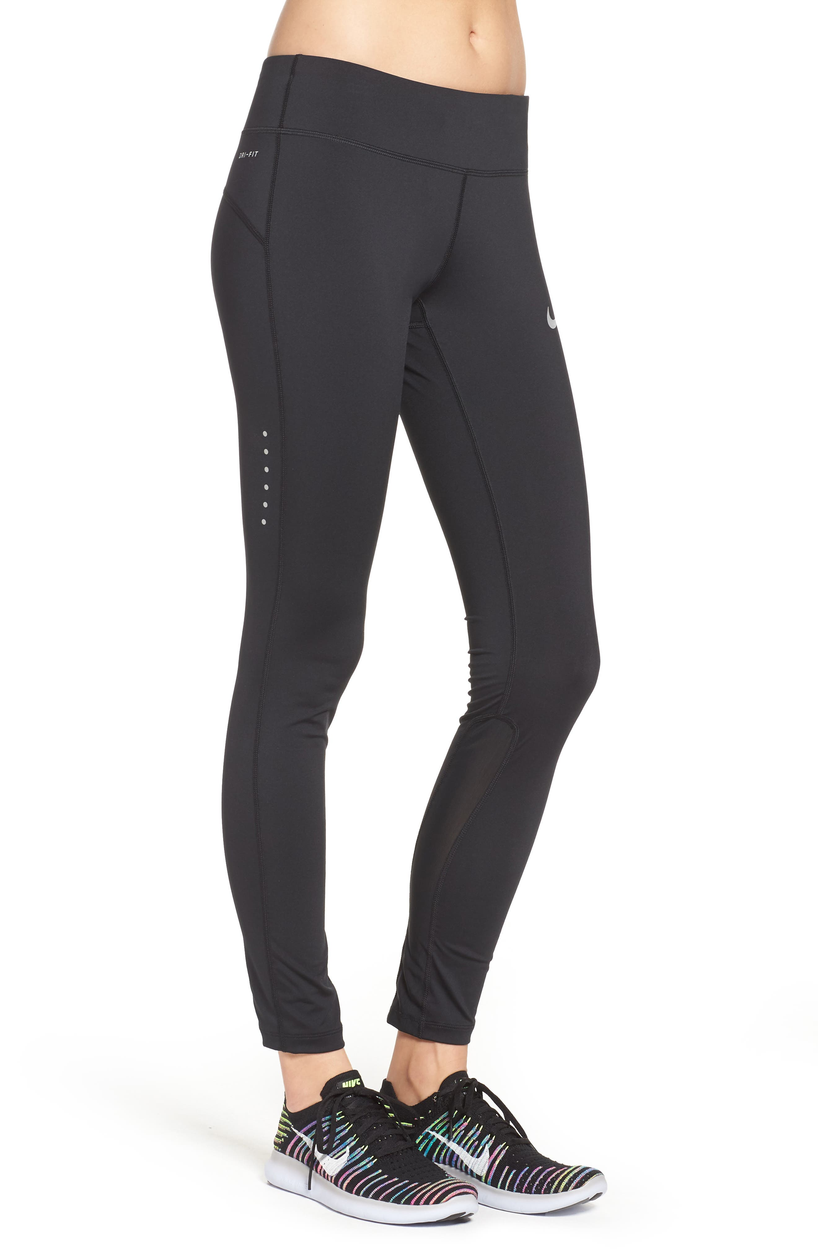 Alternate Image 3  - Nike Power Epic Running Tights