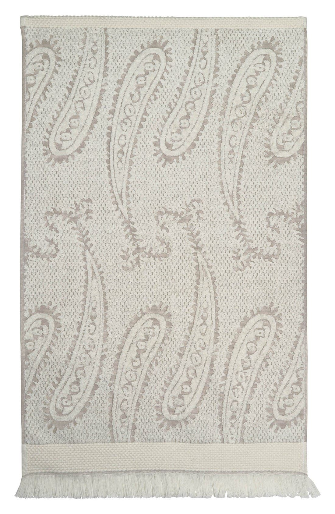 Naji Hand Towel,                         Main,                         color, Linen