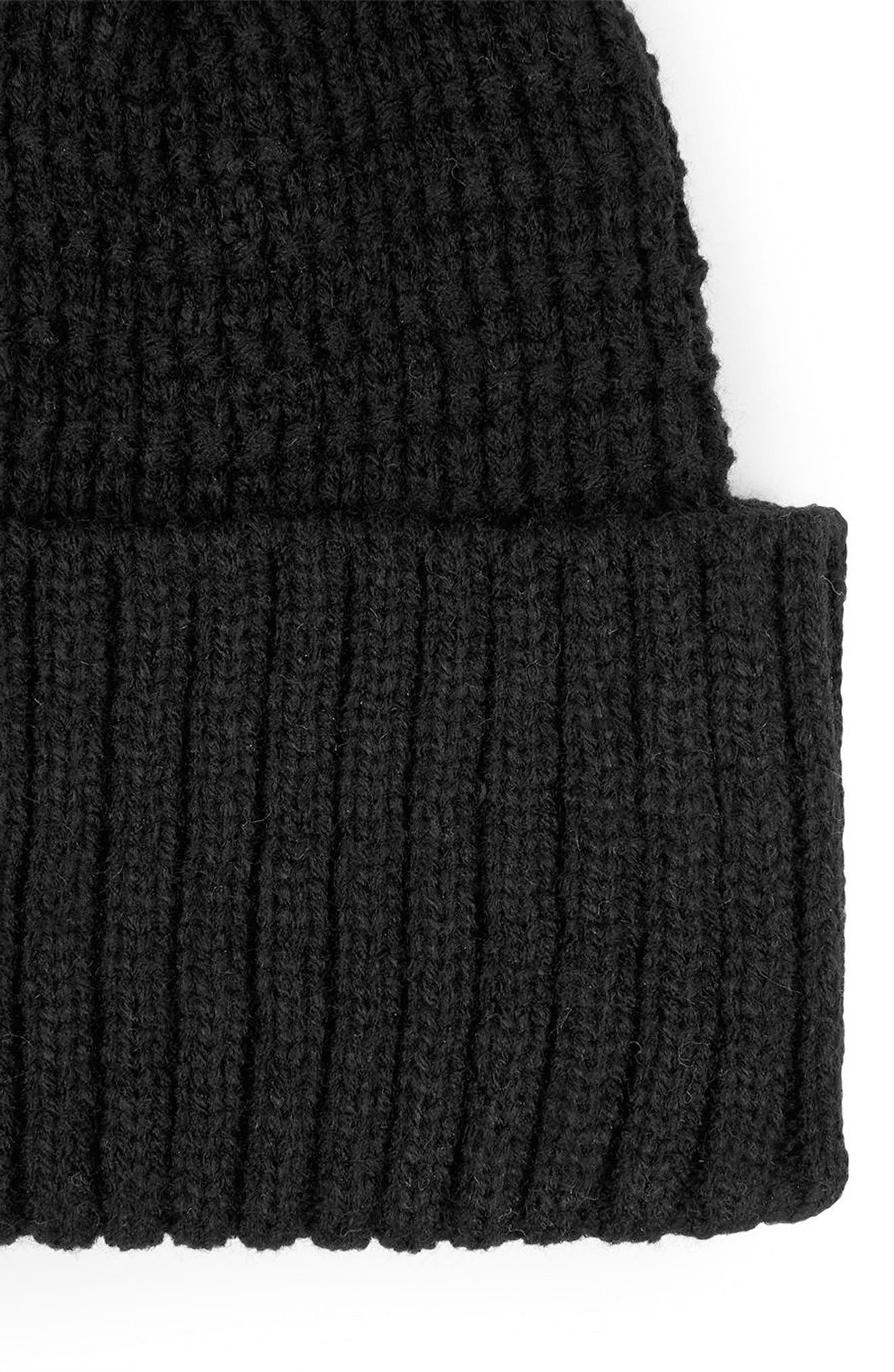 Alternate Image 2  - Topman Knit Cap