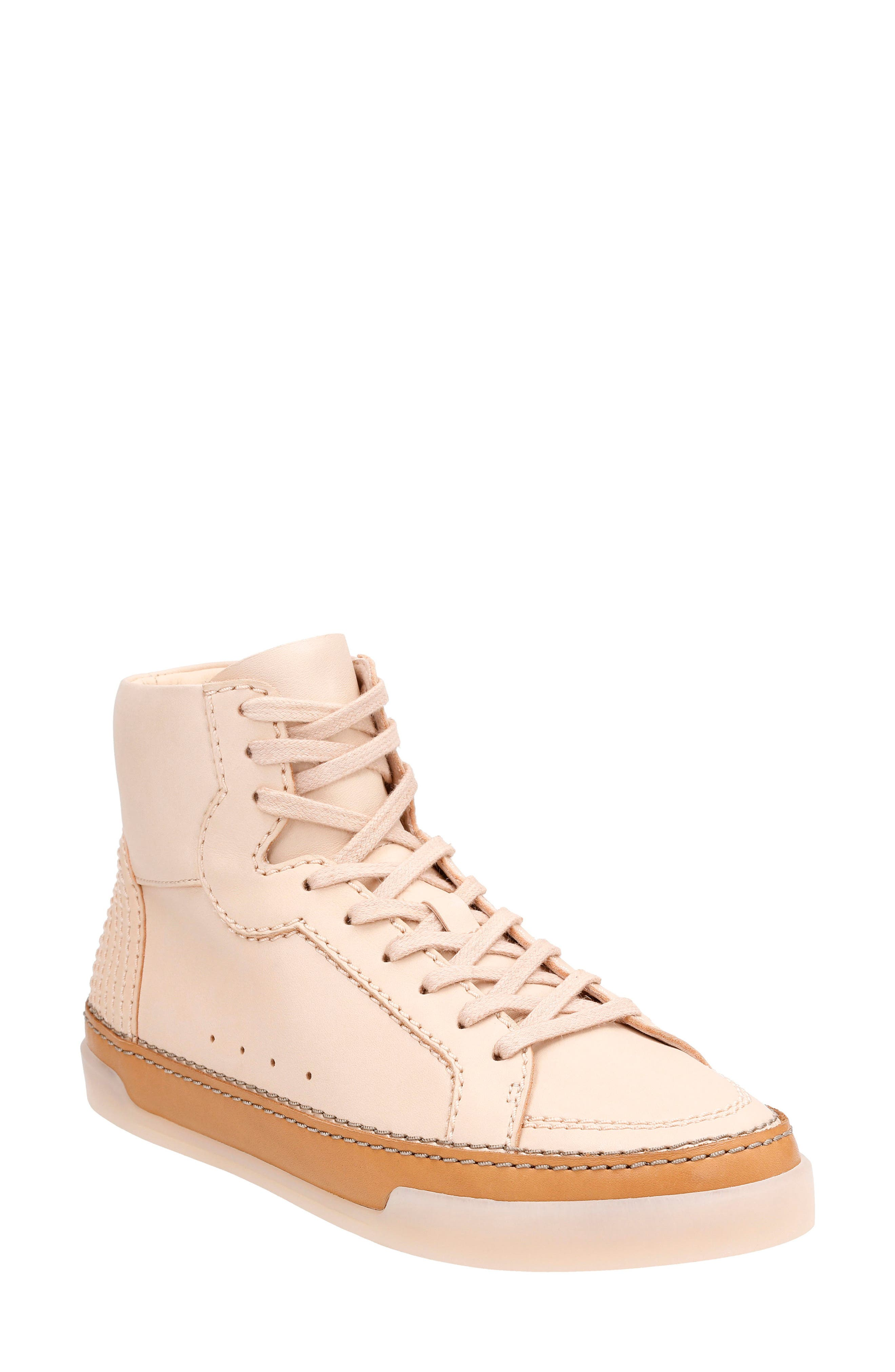 Clarks® Hidi Haze High Top Sneaker (Women)