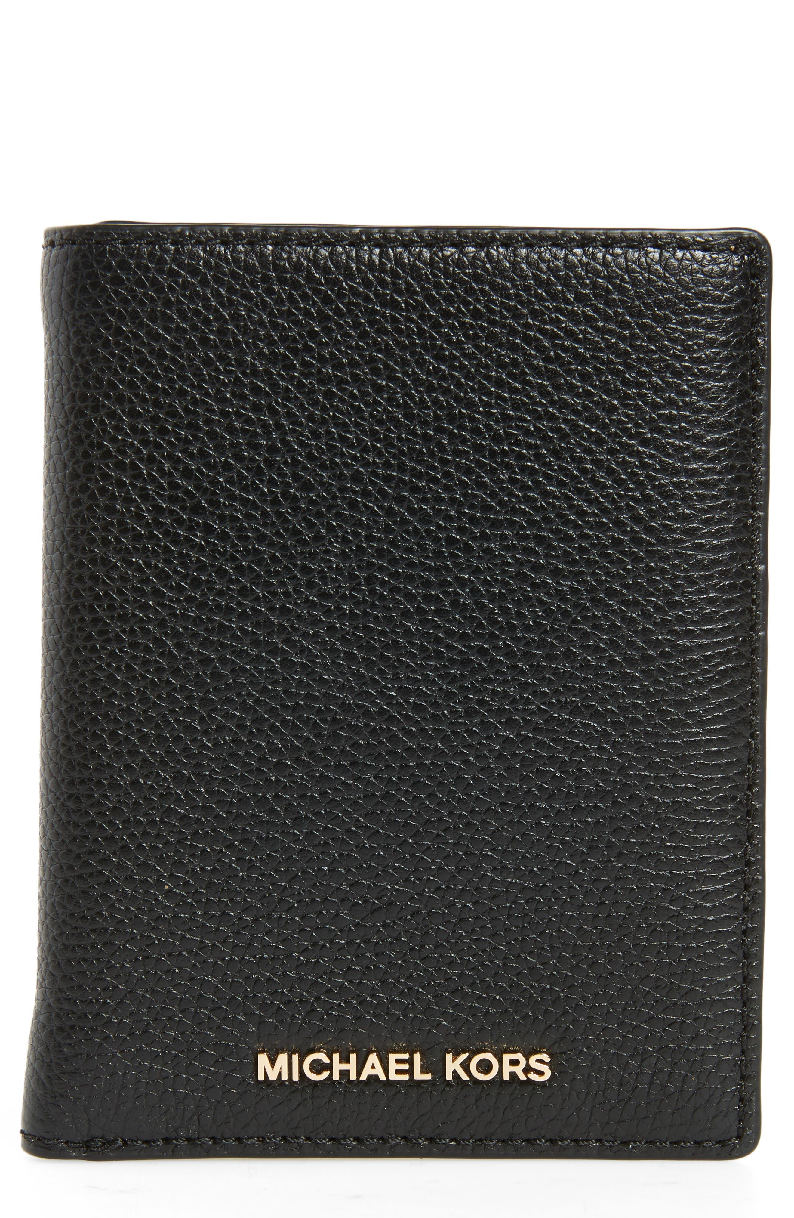 Main Image - MICHAEL Michael Kors Mercer Passport Wallet