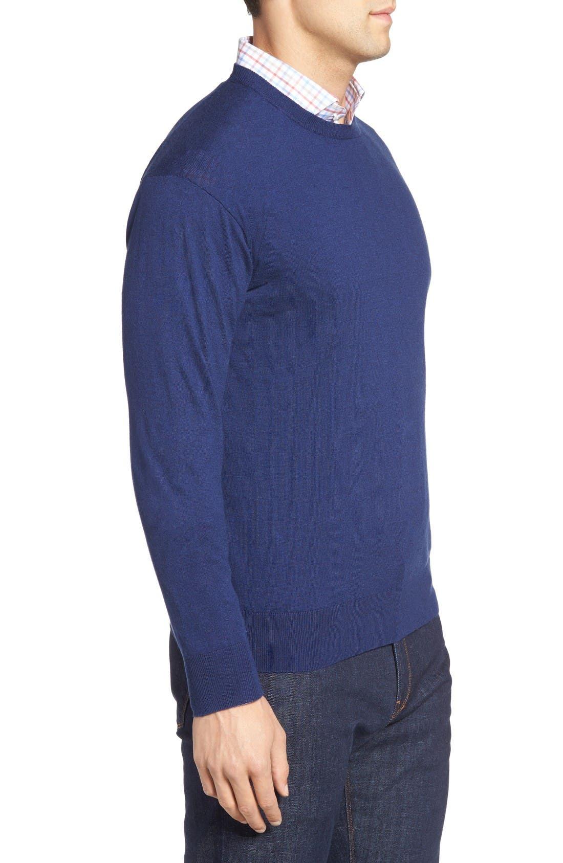 Alternate Image 3  - Peter Millar Crown Sweatshirt