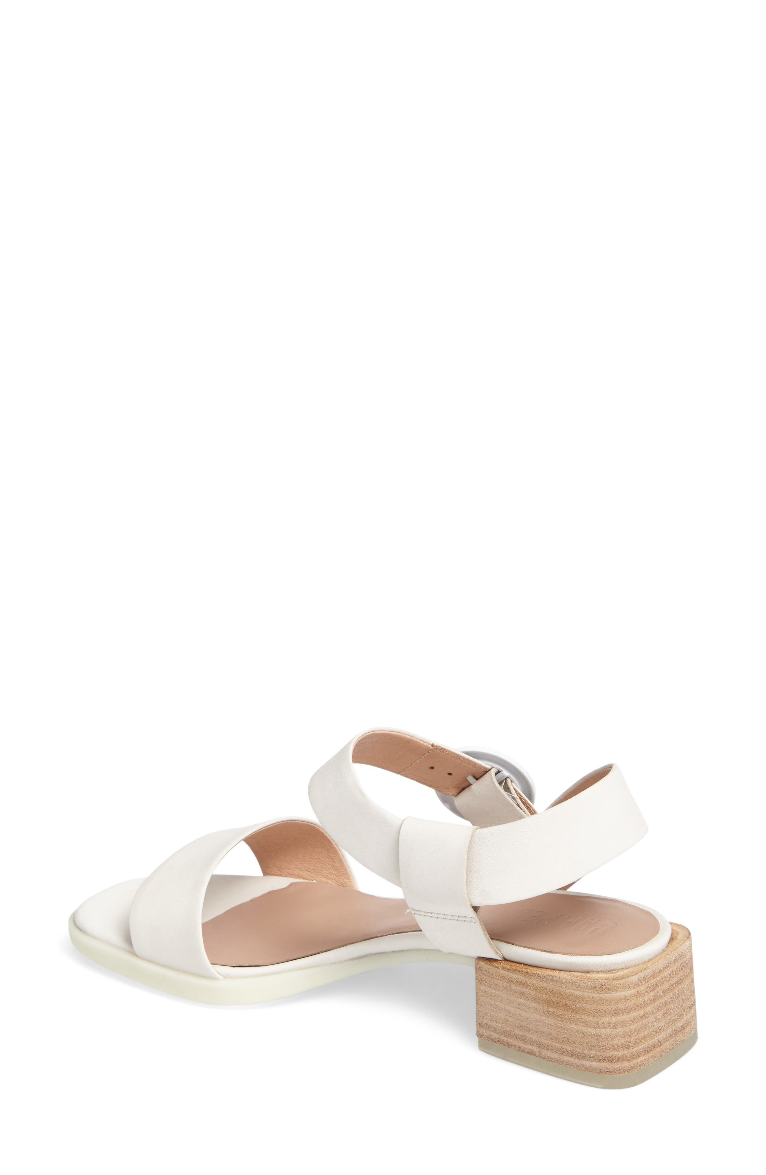Alternate Image 2  - Camper Kobo Buckle Strap Sandal (Women)