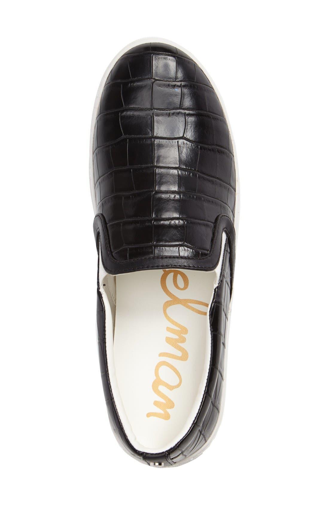 Alternate Image 3  - Sam Edelman Pixie Slip-On Sneaker (Women)
