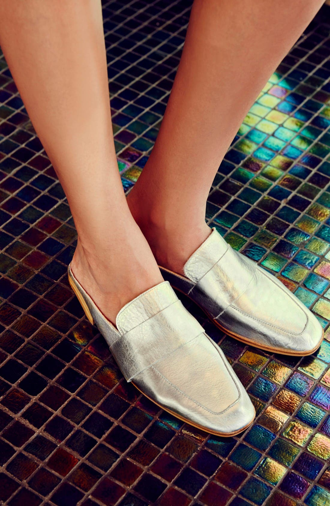 Alternate Image 7  - Free People At Ease Loafer Mule (Women)
