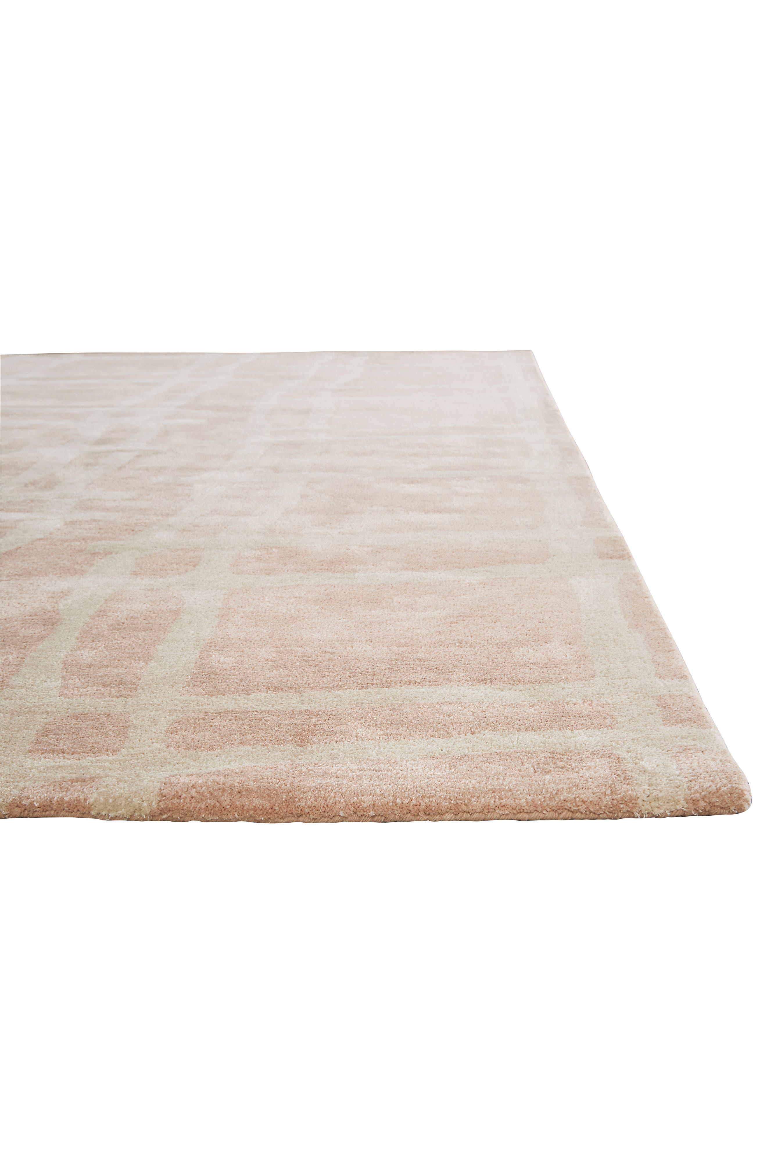 Alternate Image 2  - kate spade new york broken plaid rug