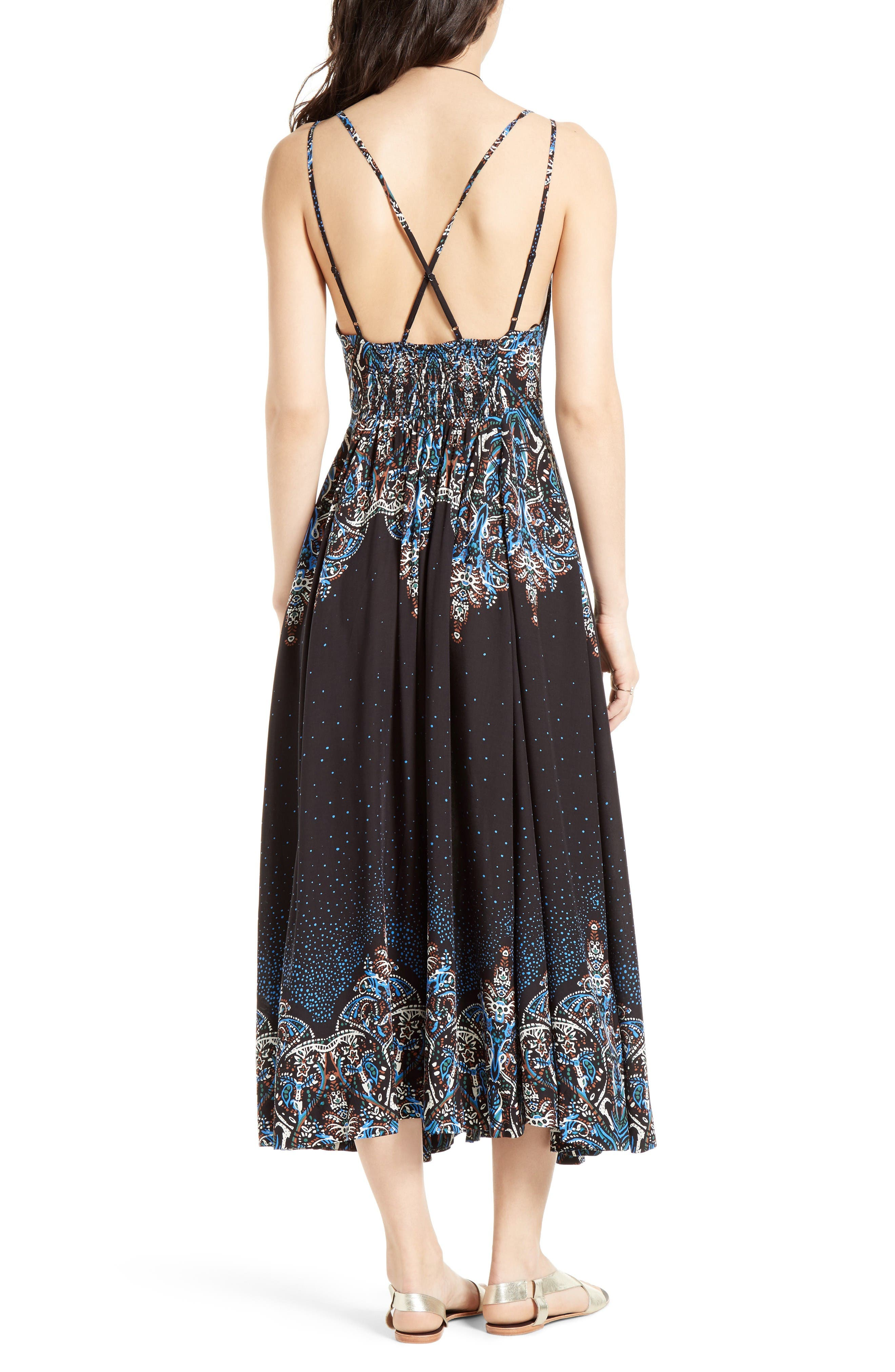 Alternate Image 2  - Free People Be My Baby Maxi Dress