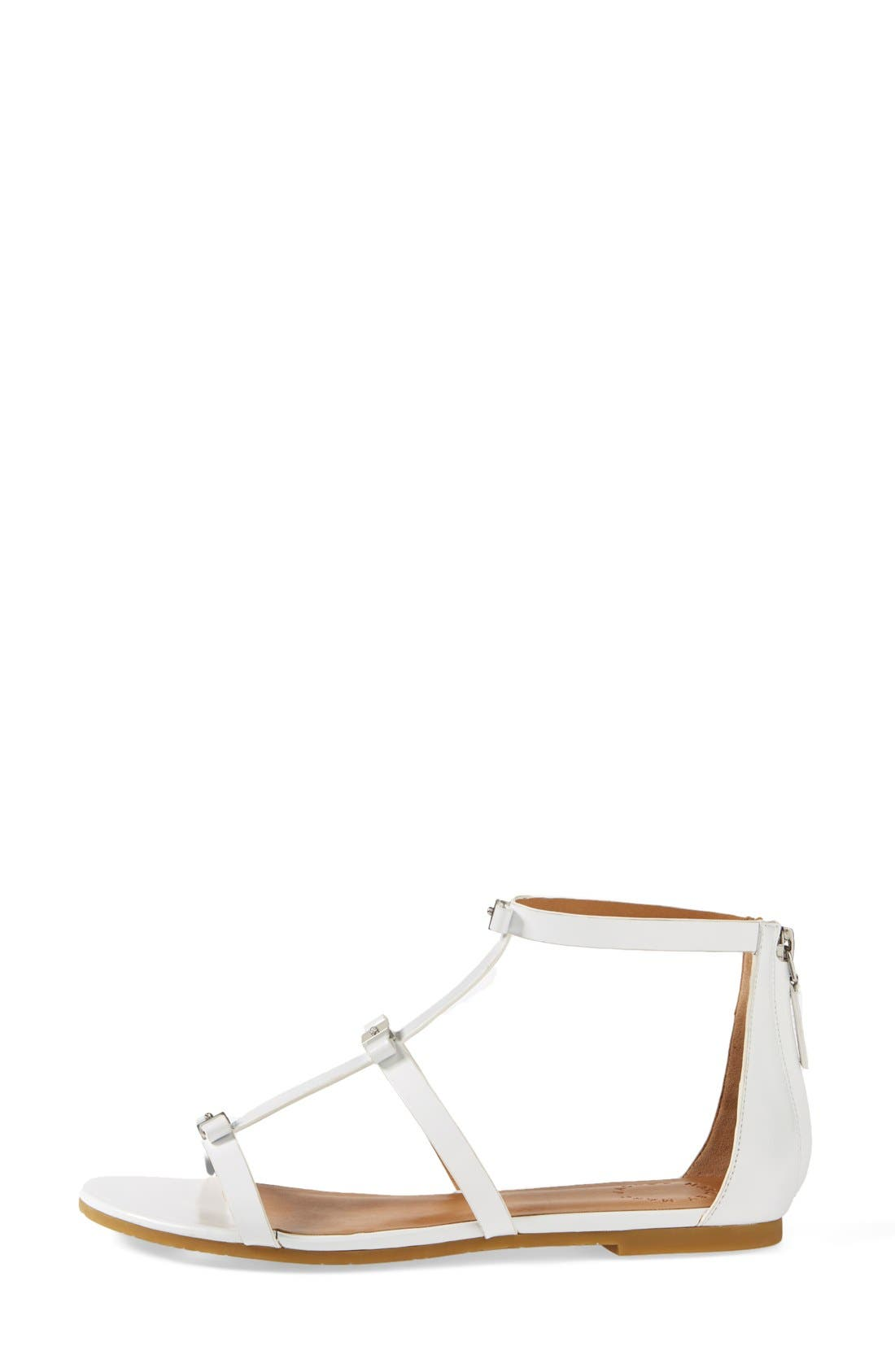 Alternate Image 4  - MARC BY MARC JACOBS Cube Bow Leather Sandal (Women)