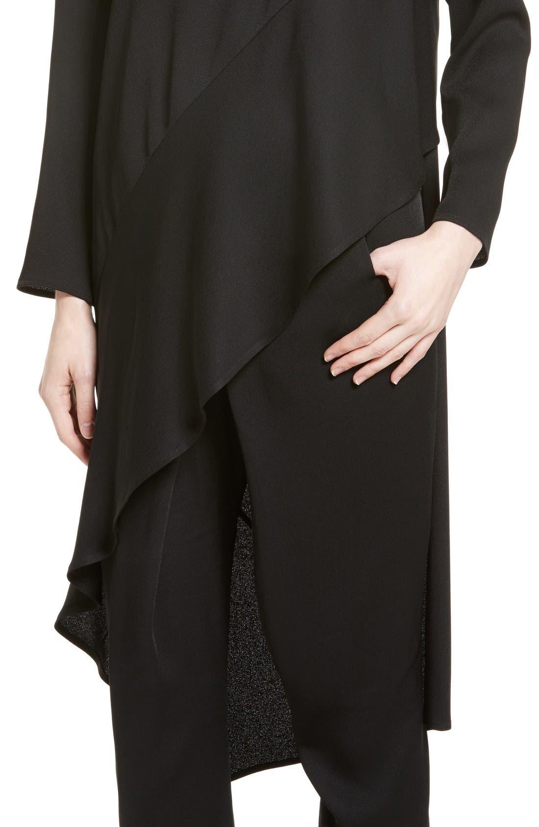 Alternate Image 6  - Zero + Maria Cornejo Heli Asymmetrical Tunic