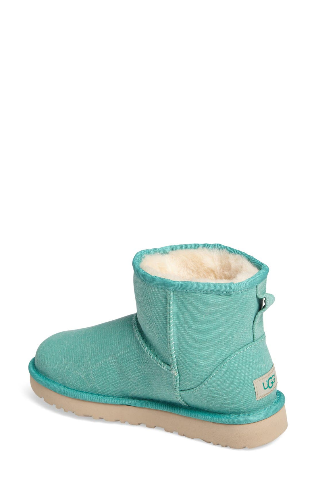 Classic Mini II Bootie,                             Alternate thumbnail 2, color,                             Verde Canvas