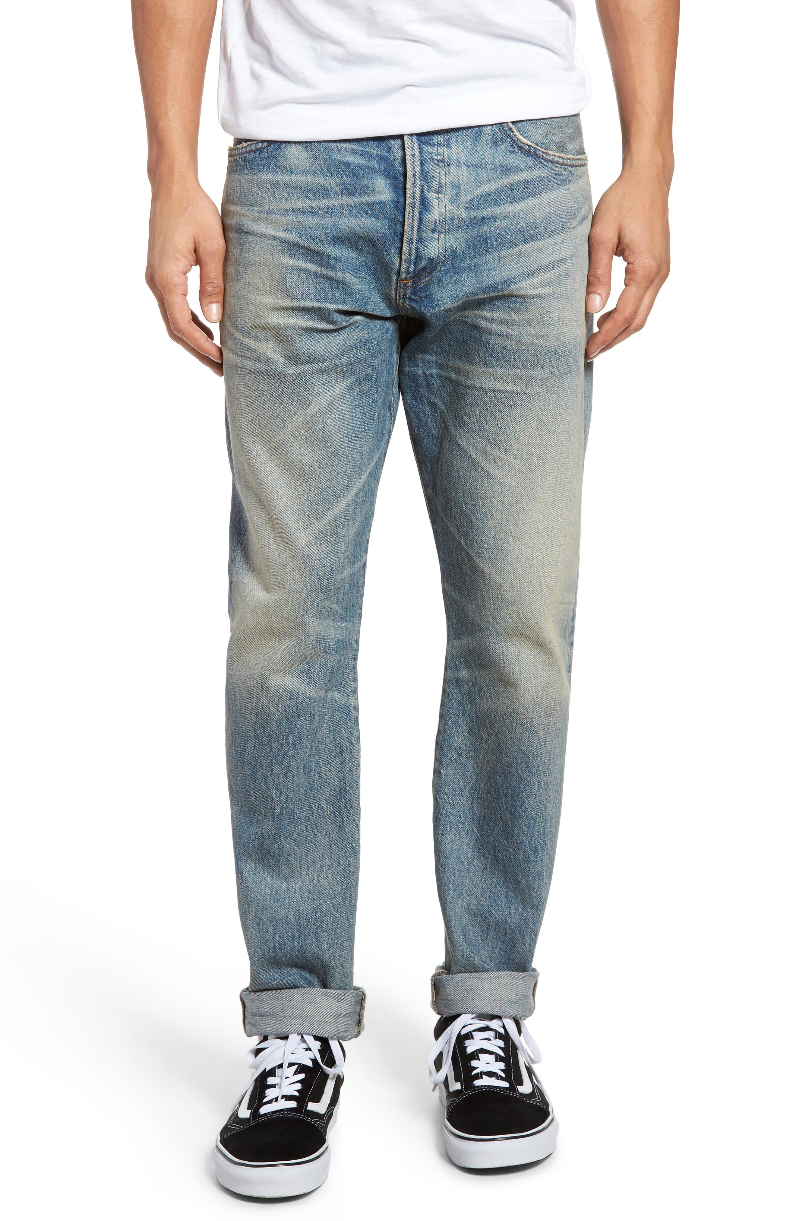 CITIZENS OF HUMANITY Rowan Slouchy Skinny Fit Jeans