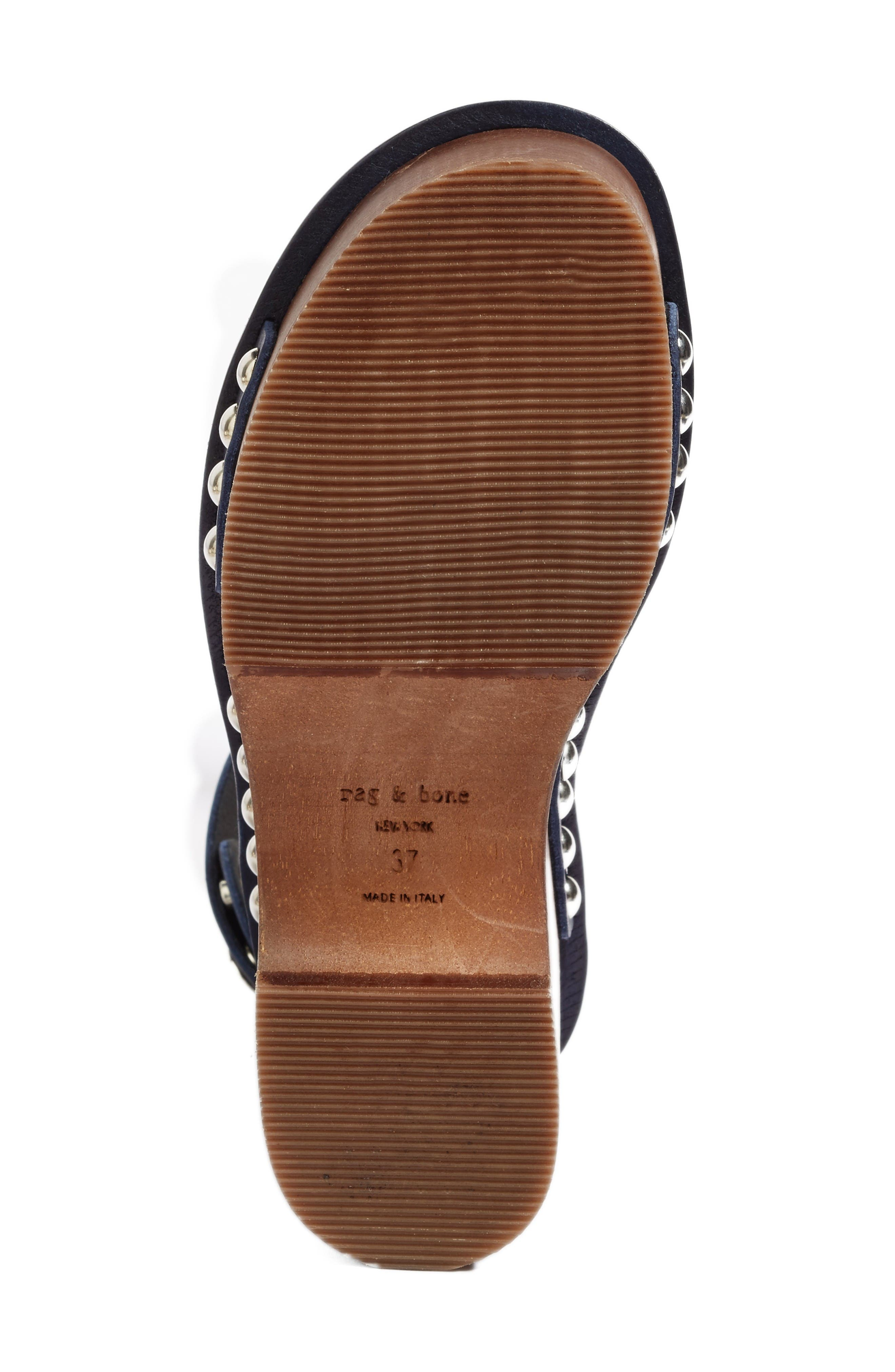 Alternate Image 4  - rag & bone Hester Platform Sandal (Women)