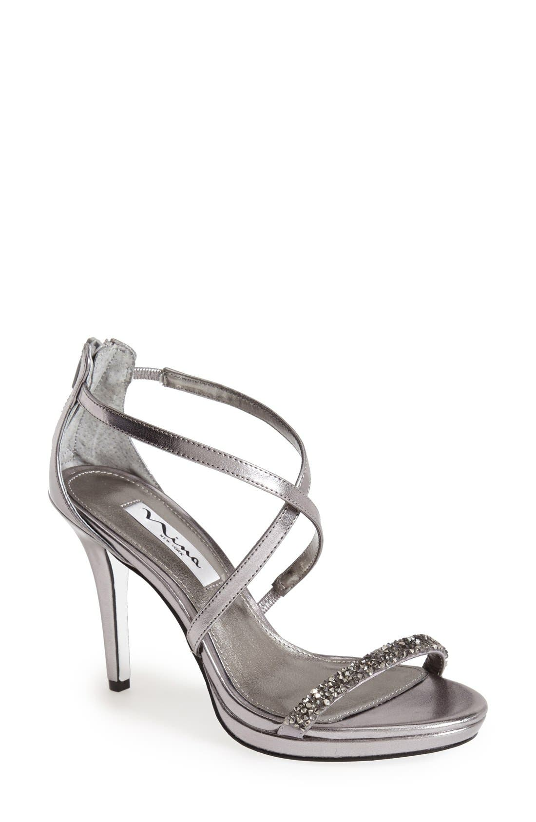 Alternate Image 1 Selected - Nina 'Robyn' Sandal (Women)