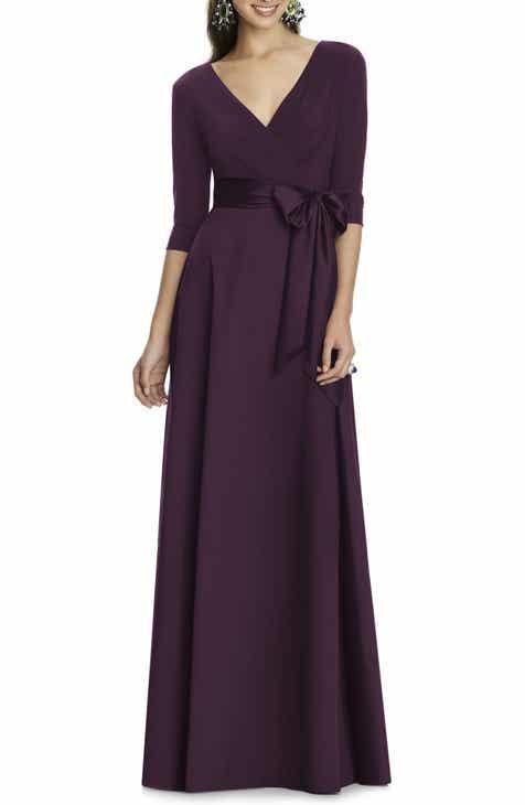 Women\'s Purple Formal Dresses   Nordstrom