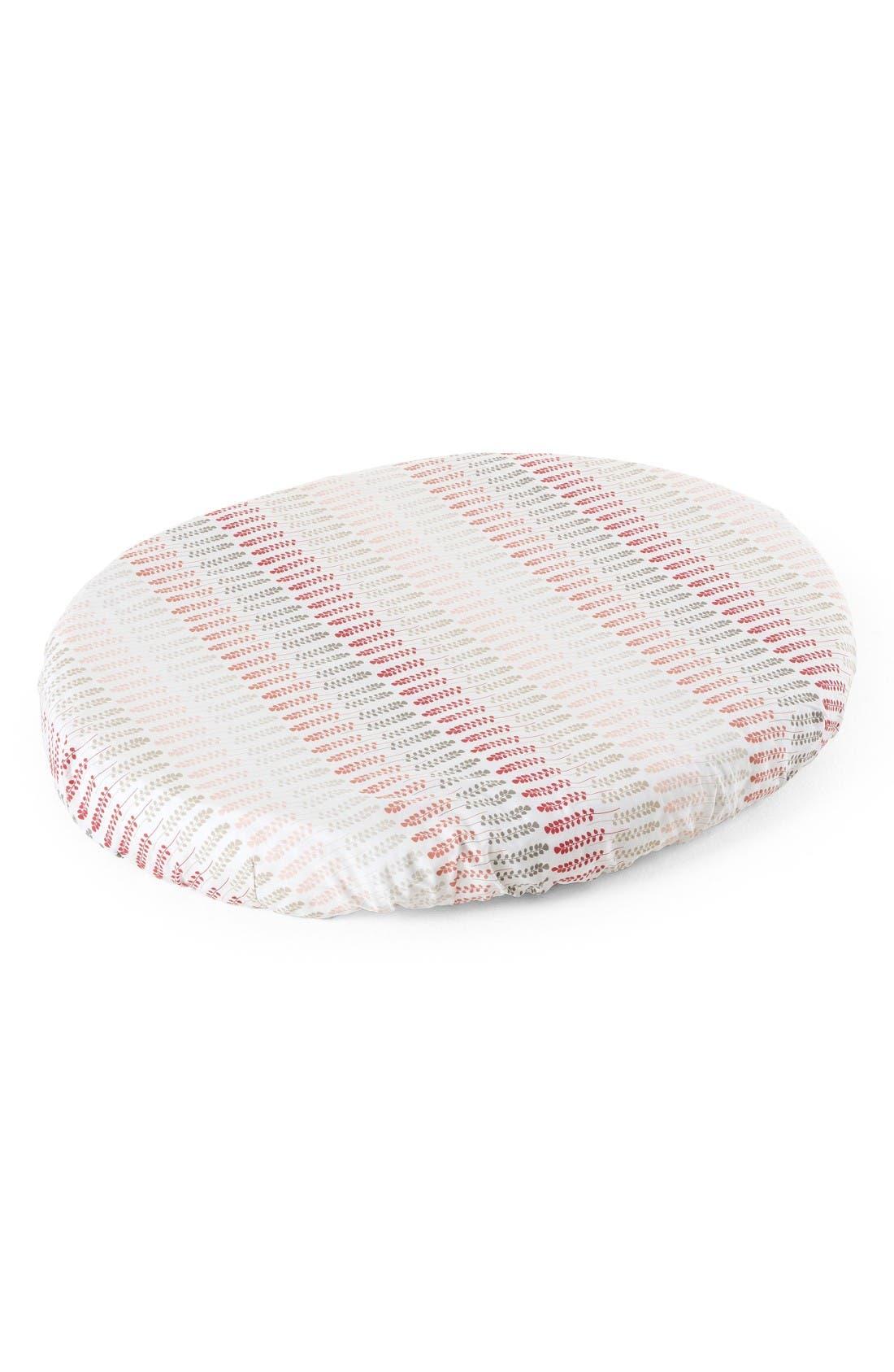 Alternate Image 1 Selected - Stokke Sleepi Mini Fitted Crib Sheet