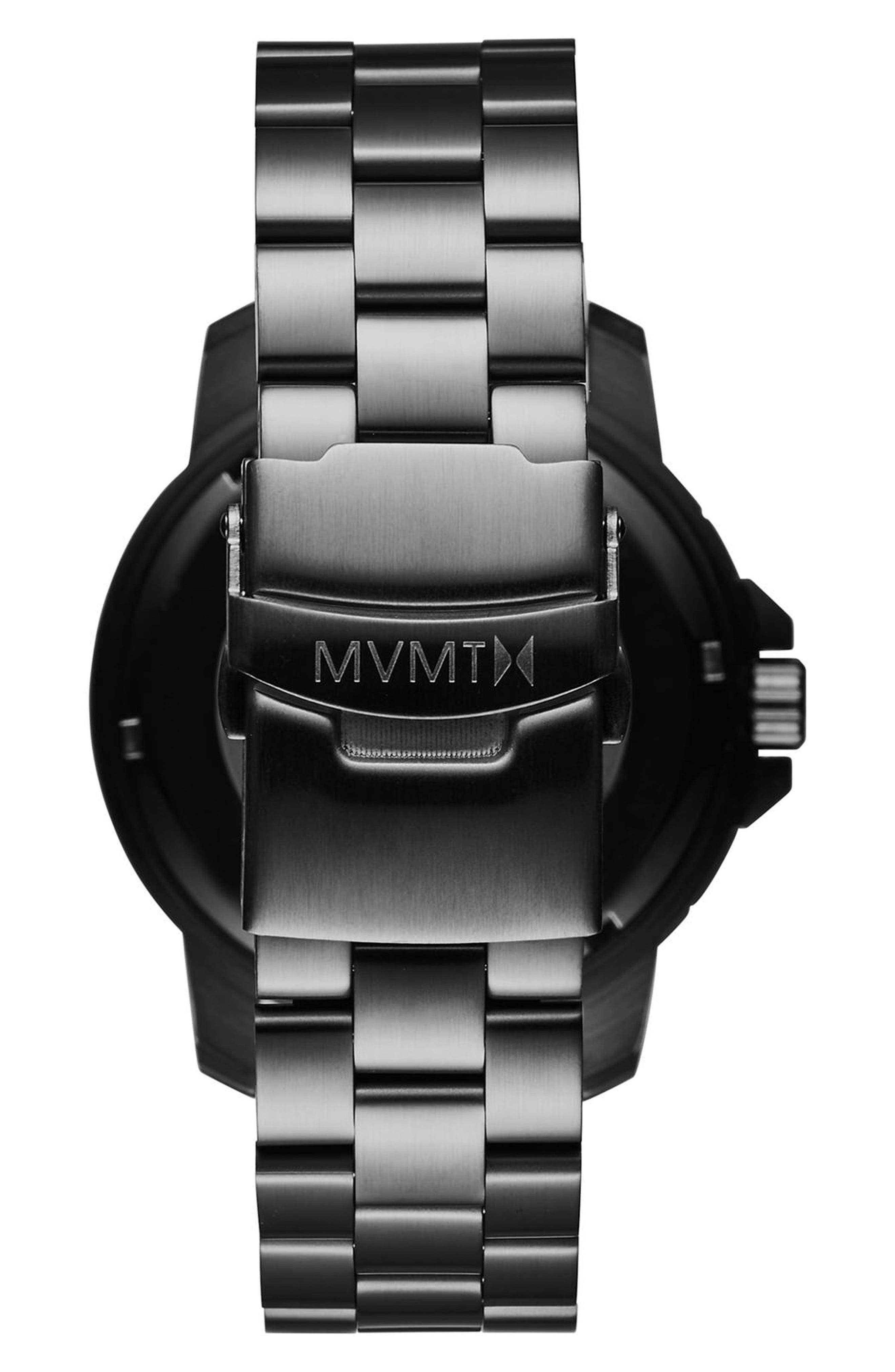 Alternate Image 2  - MVMT Modern Sport Bracelet Watch, 42mm
