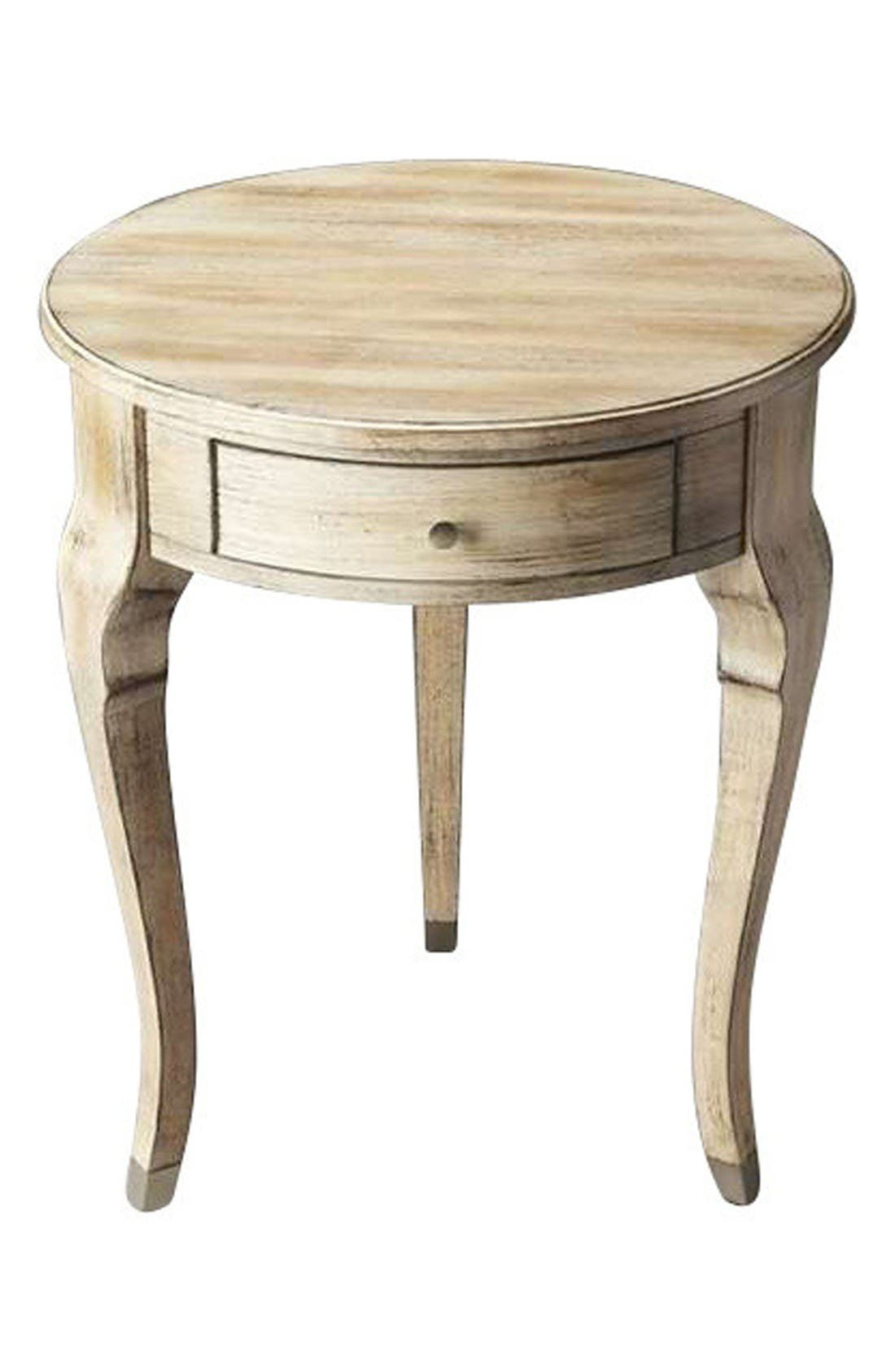 Wood Accent Table,                             Main thumbnail 1, color,                             Grey