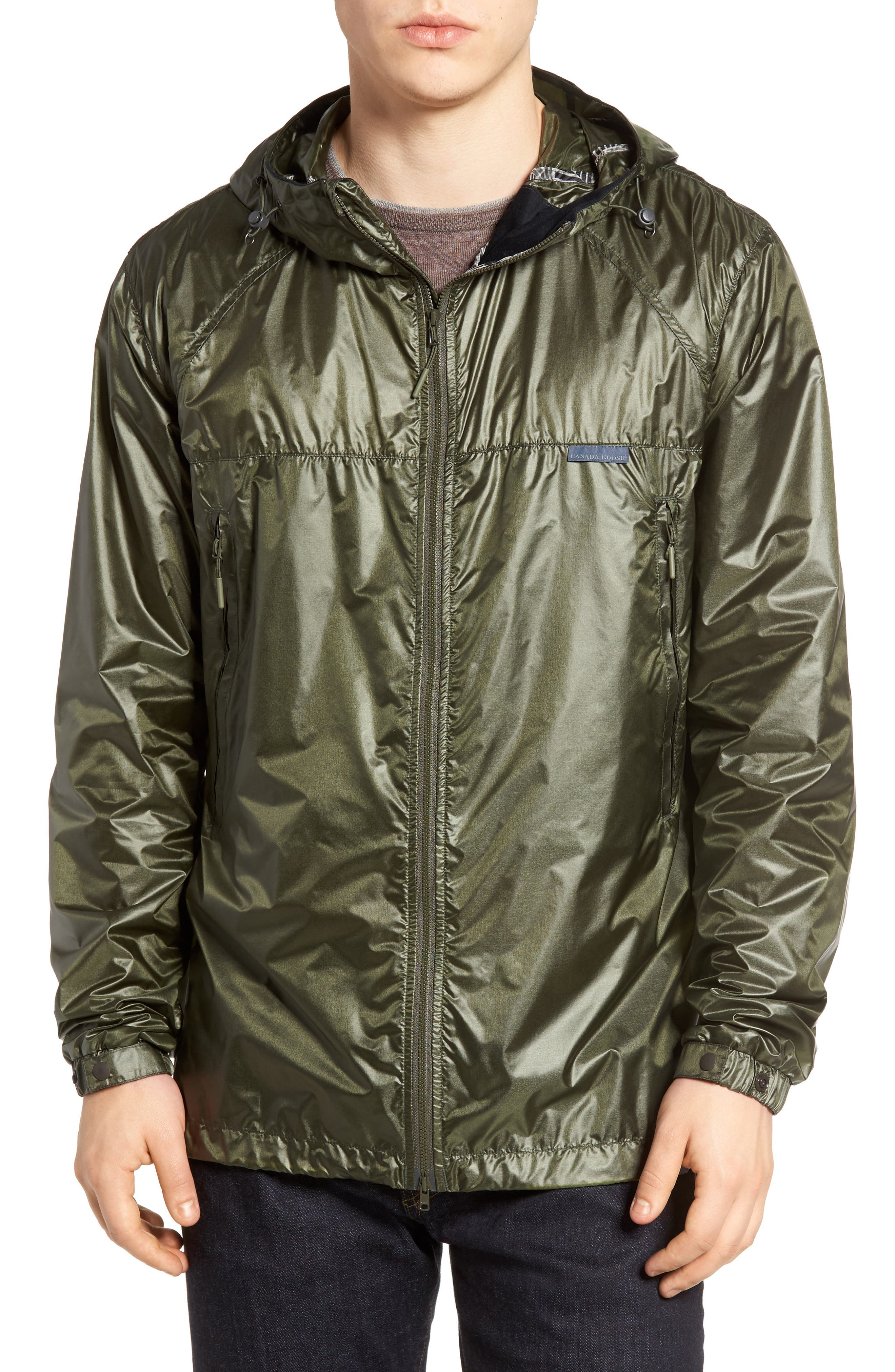 Canada Goose Sandpoint Regular Fit Water Resistant Jacket