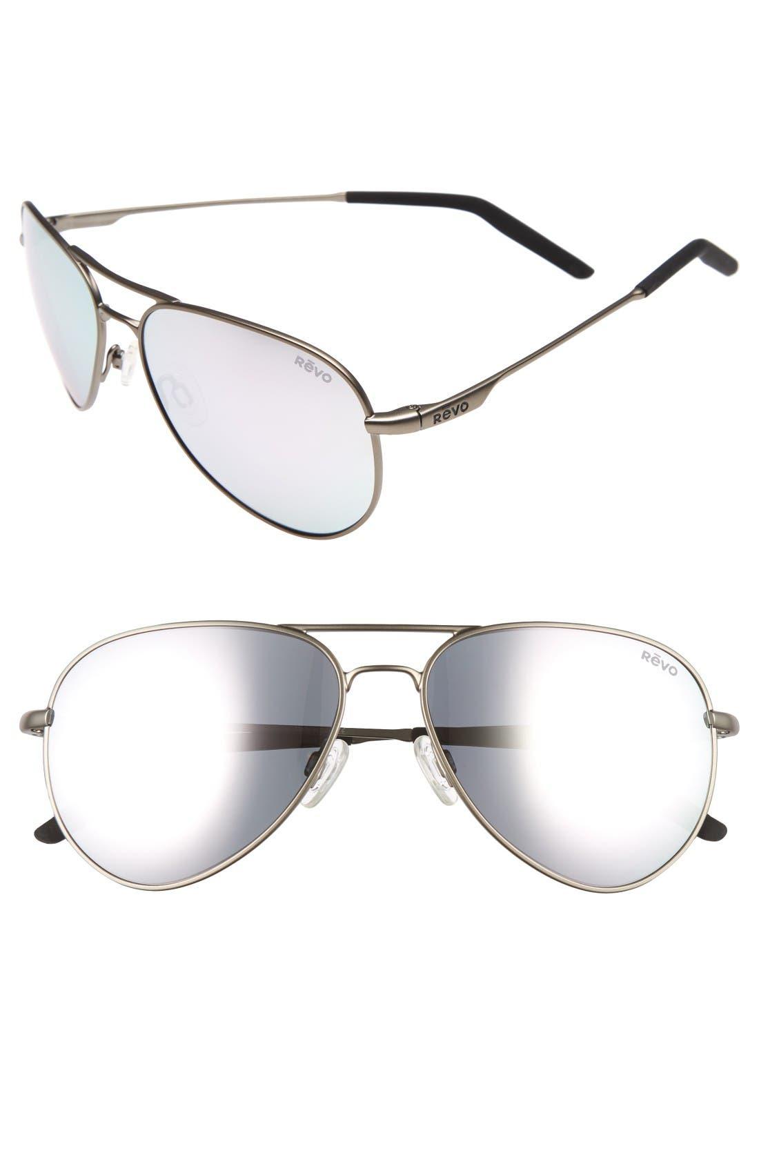 Revo Observer 58mm Sunglasses