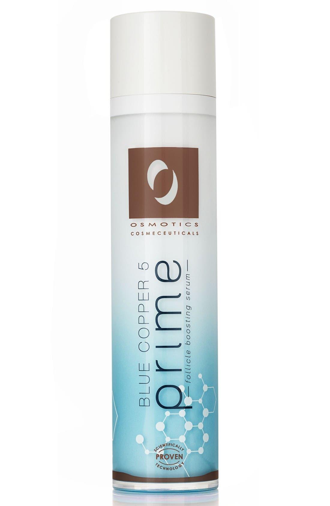 Blue Copper 5 Prime Follicle Boosting Serum,                             Main thumbnail 1, color,                             No Color