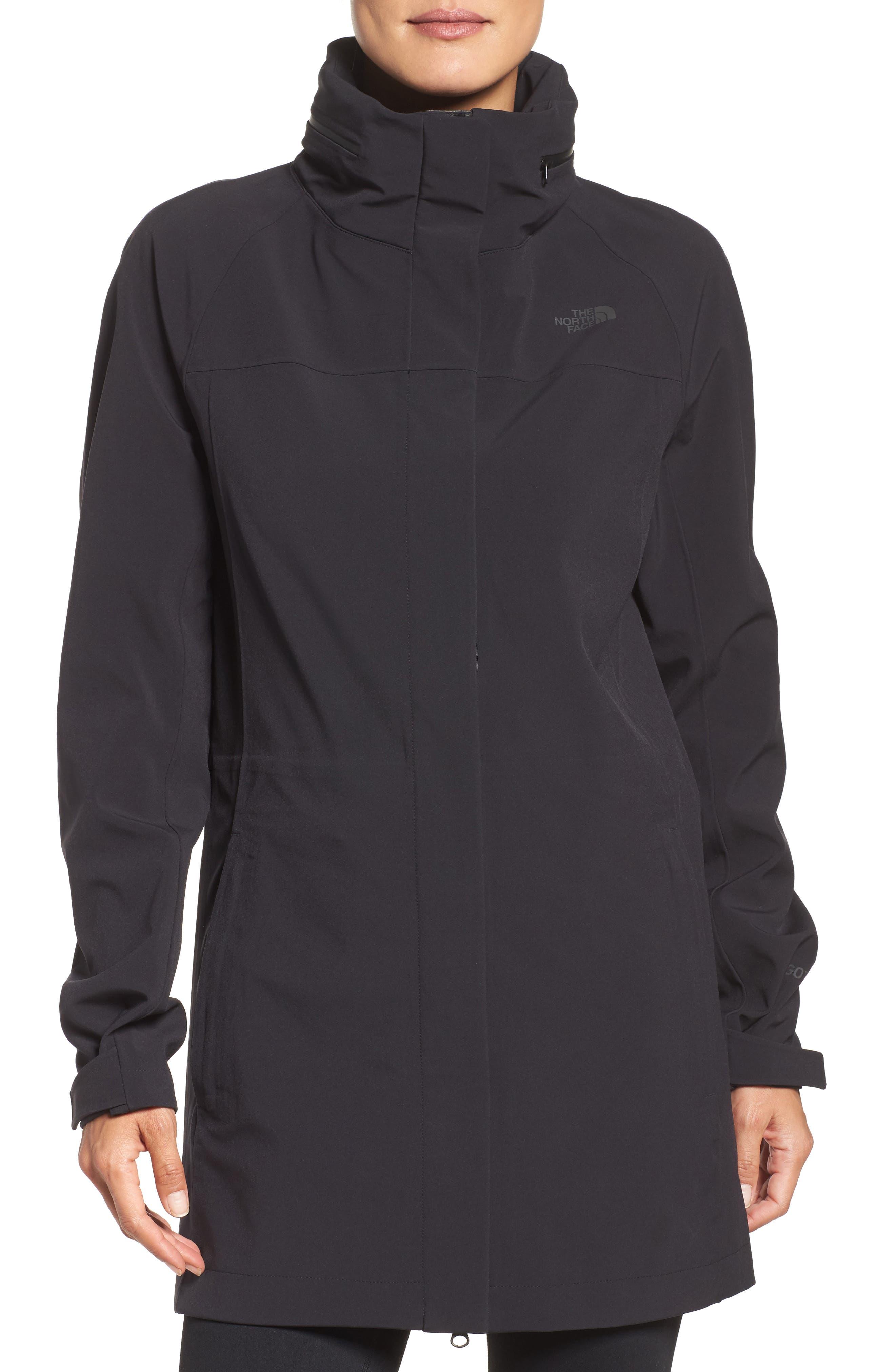 Apex Flex Gore-Tex<sup>®</sup> Disruptor Jacket,                             Main thumbnail 1, color,                             Tnf Black/ Tnf Dark Grey