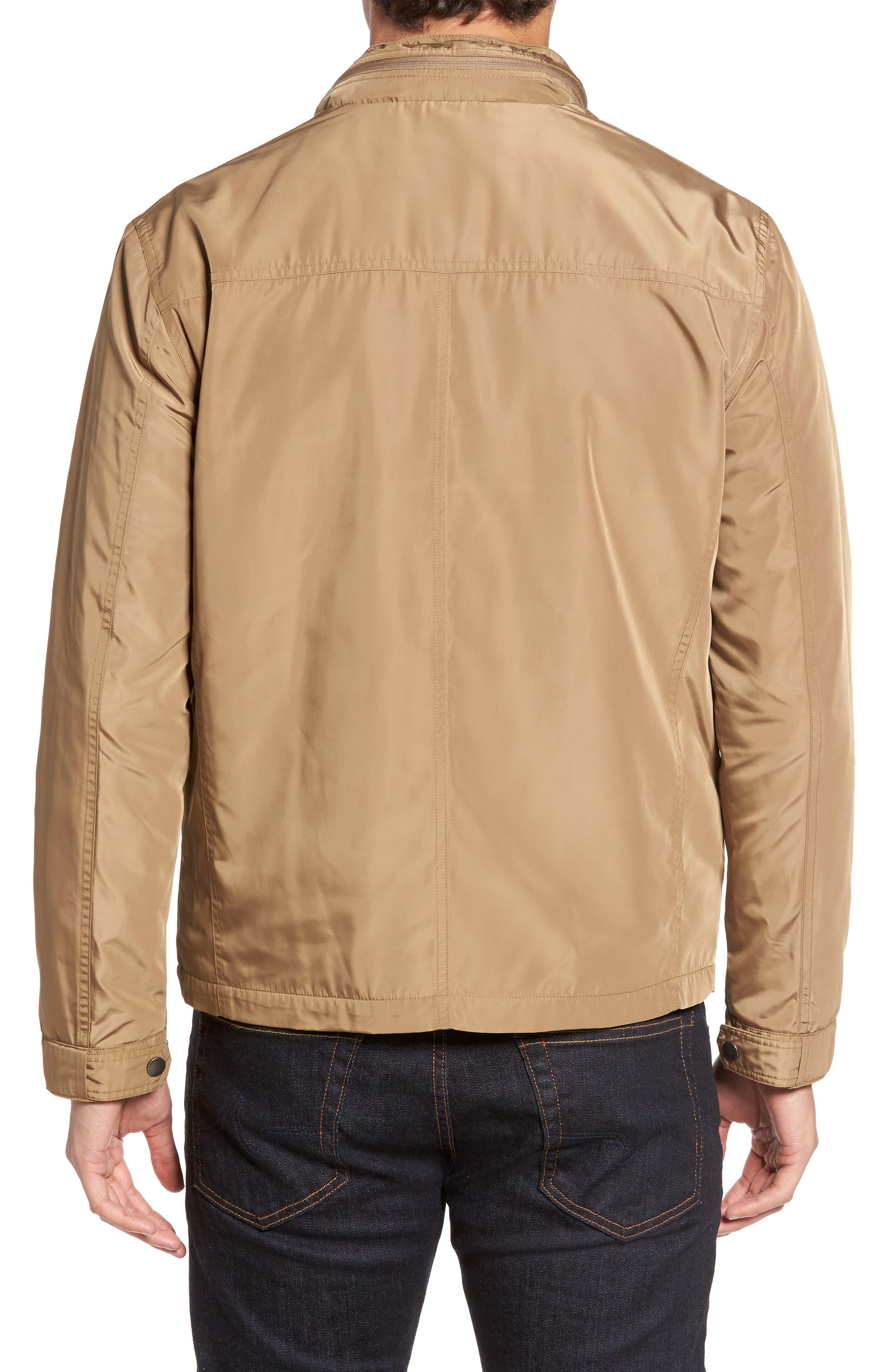 Alternate Image 2  - Cole Haan Trucker Jacket
