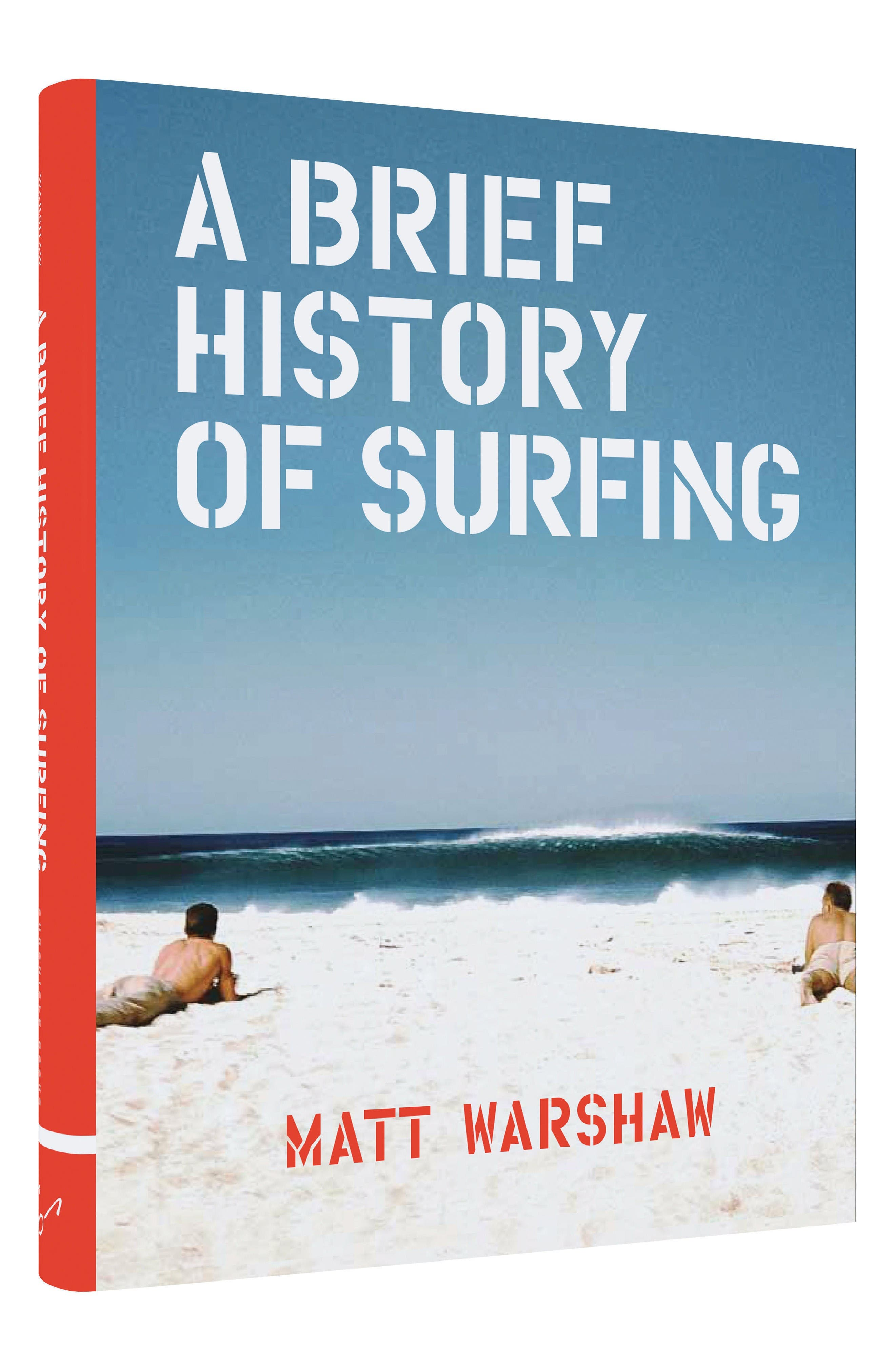 Alternate Image 2  - A Brief History of Surfing Book